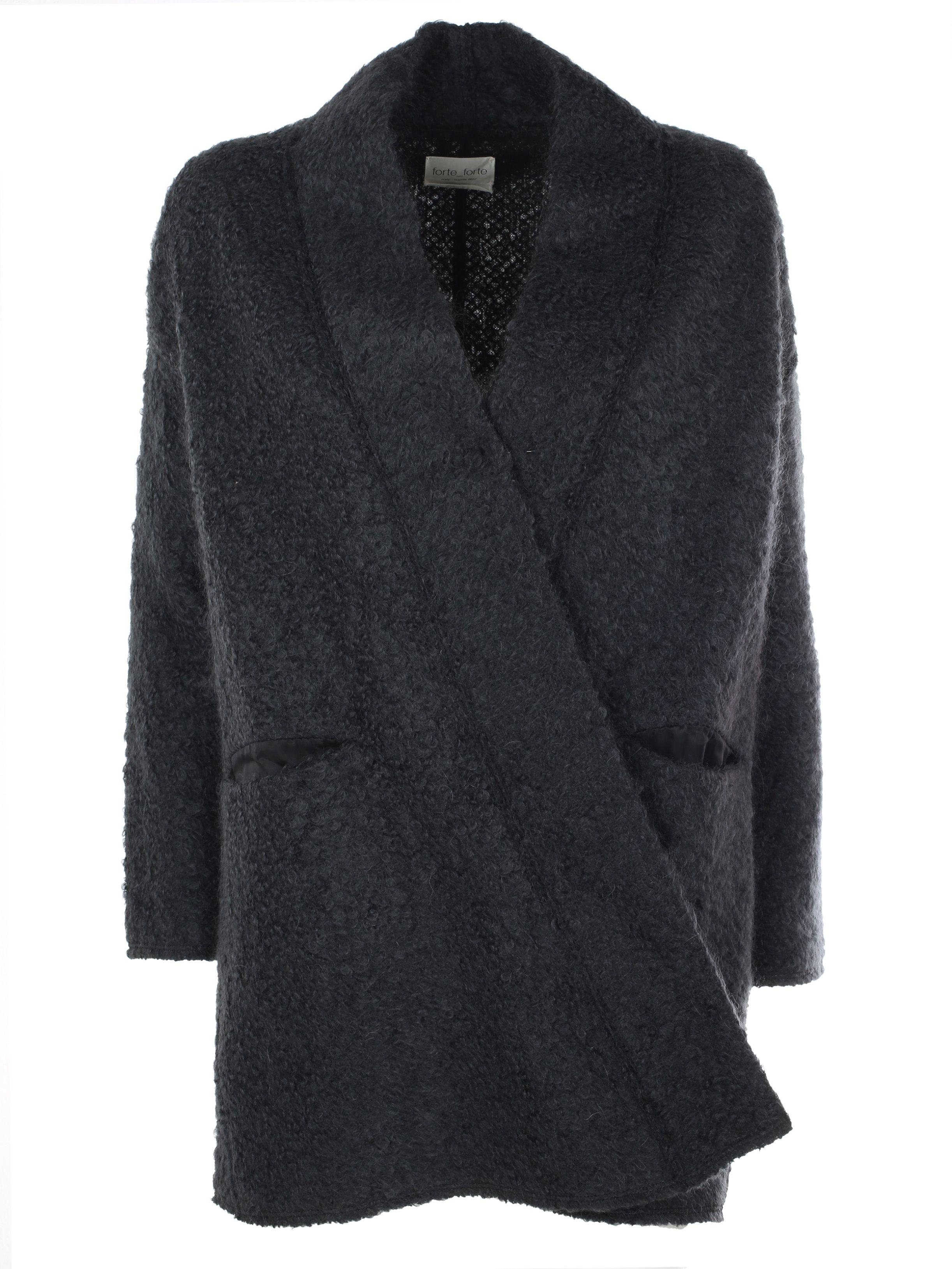 Forte Forte V Neck Cardi-coat