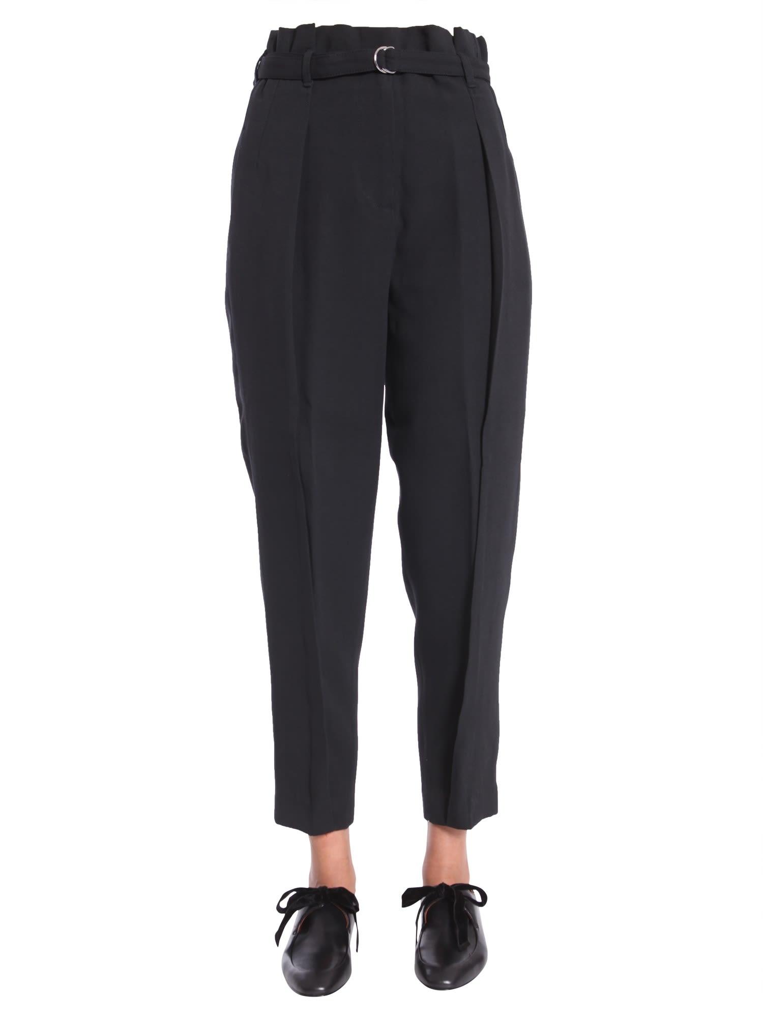 High Waist Trousers