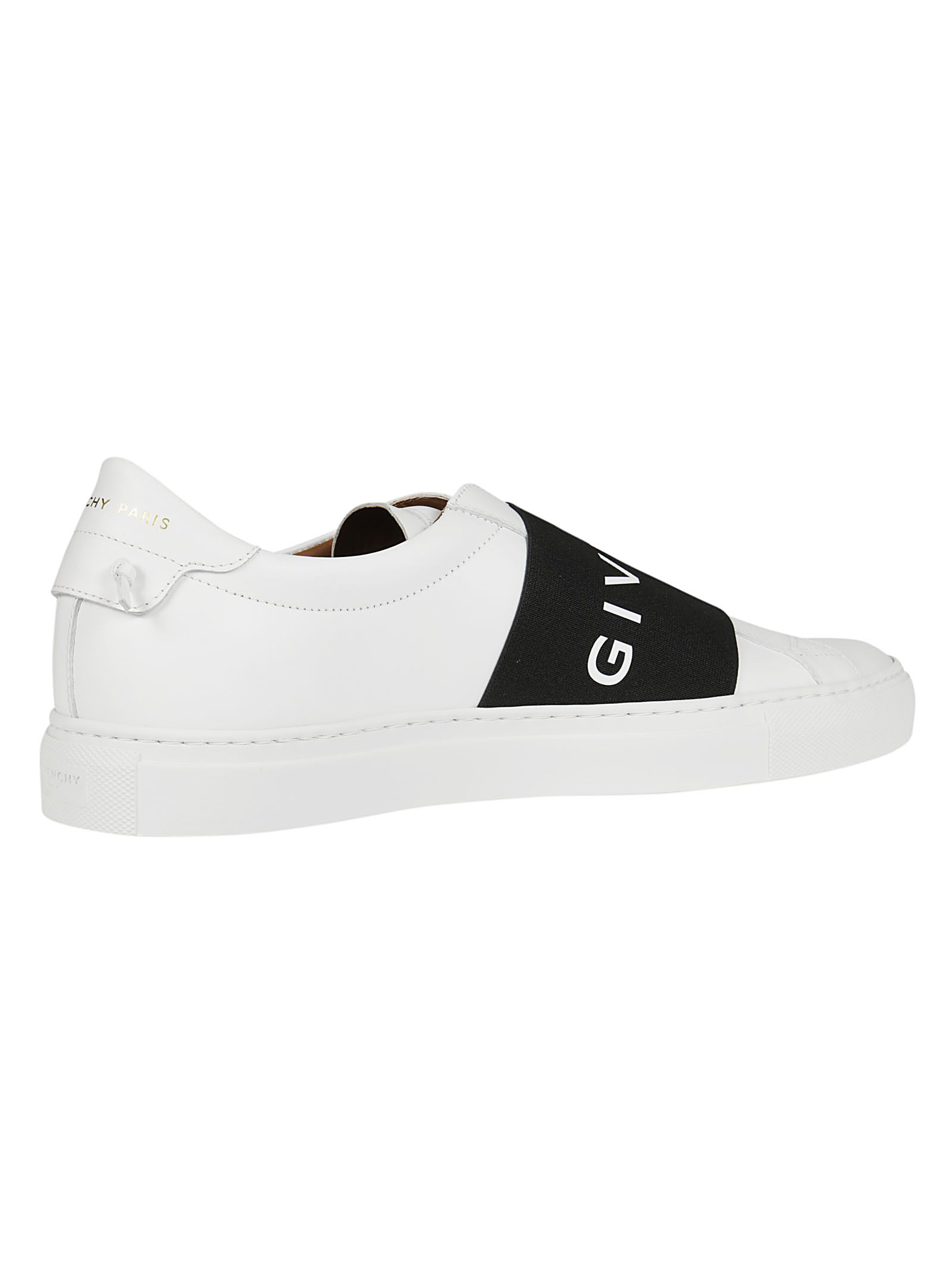 Givenchy Logo Strap Slip-on Sneakers