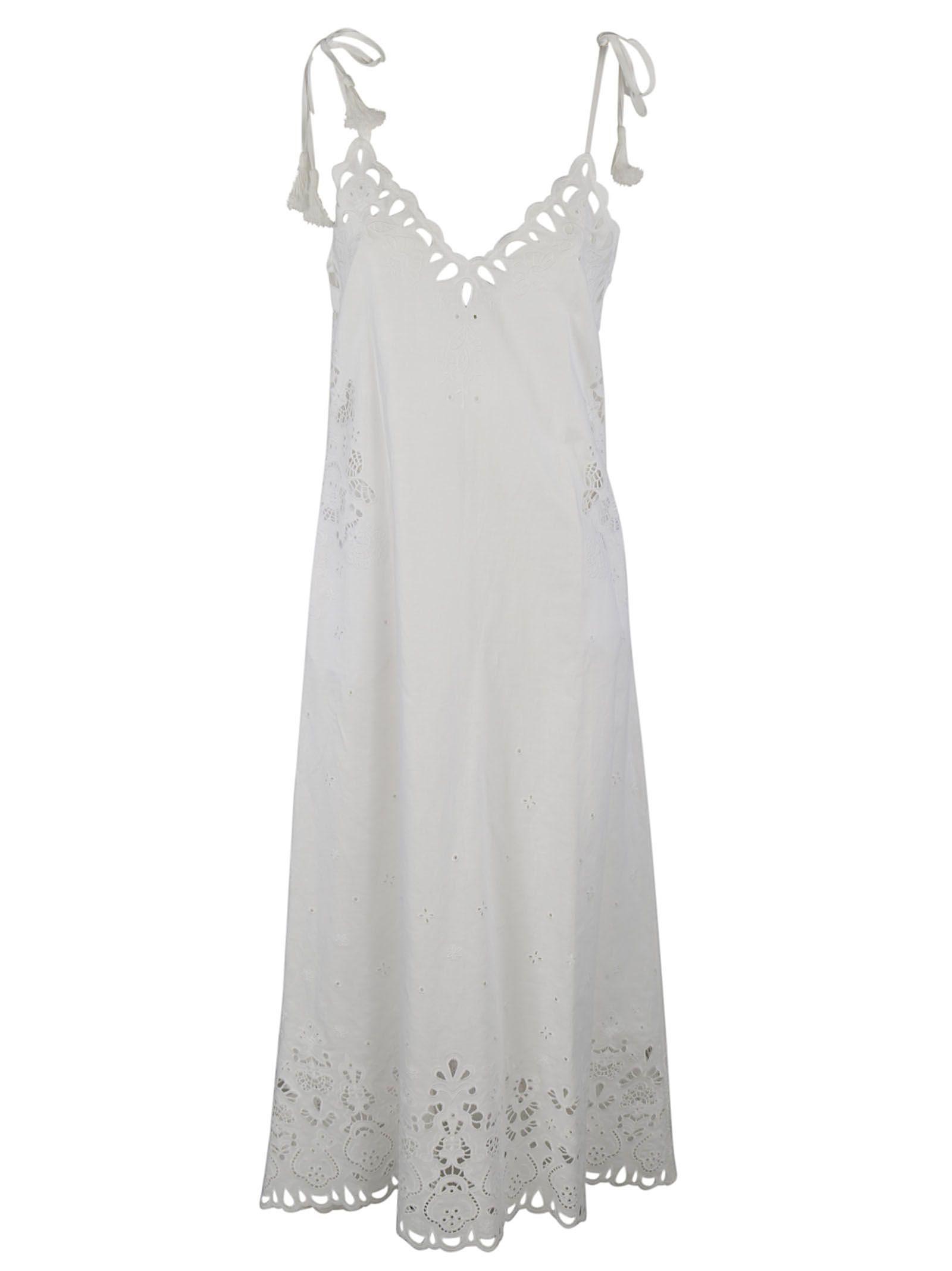 Theory Lace Maxi Dress