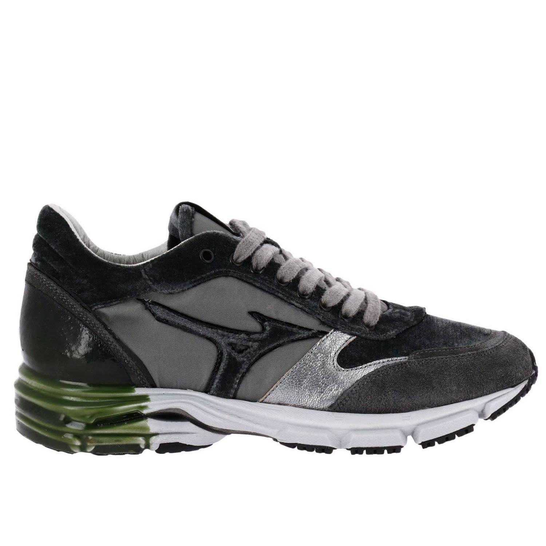 Sneakers Shoes Men Mizuno