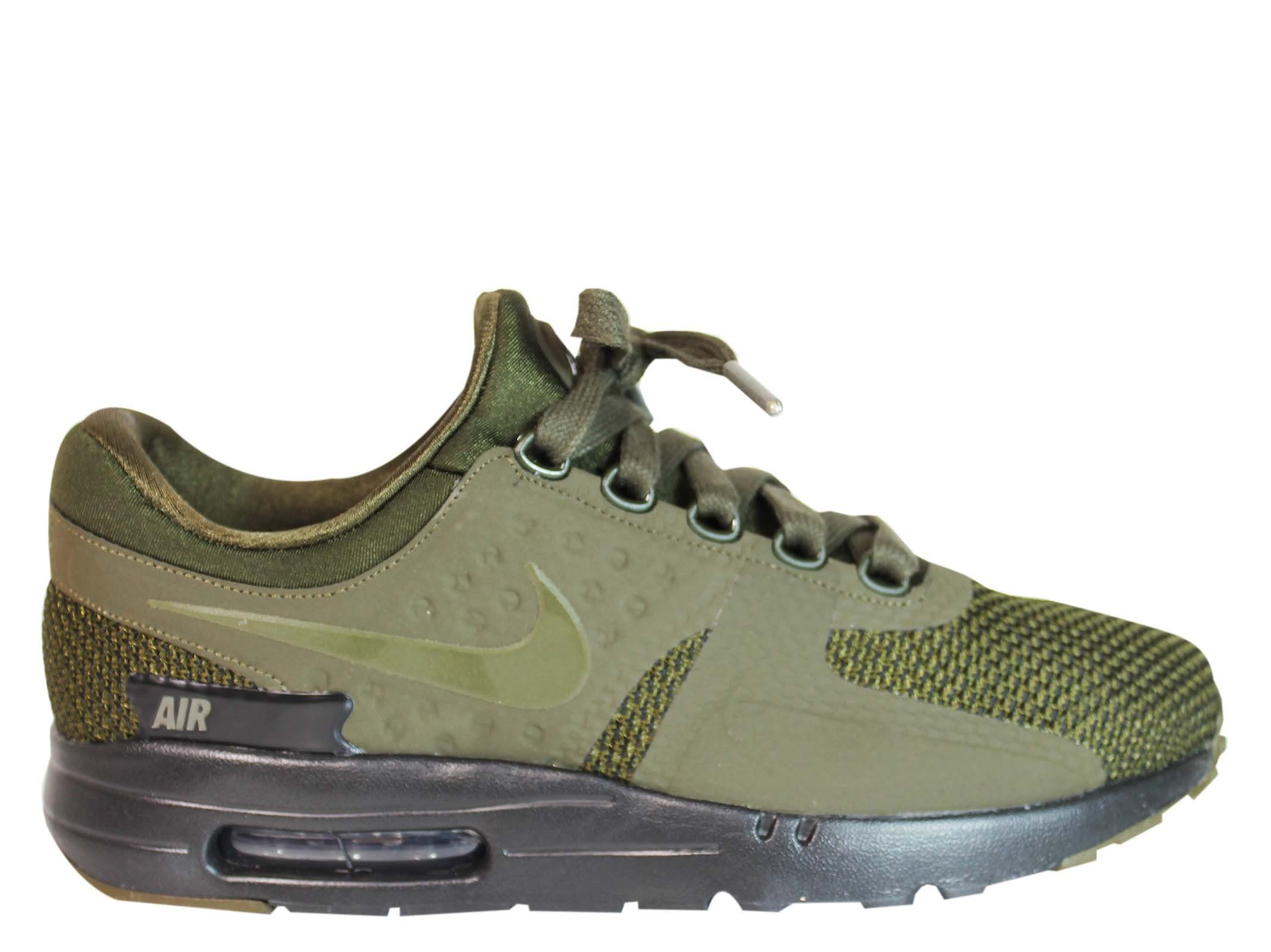 Nike Dark Loden Air Max Zero Sneakers