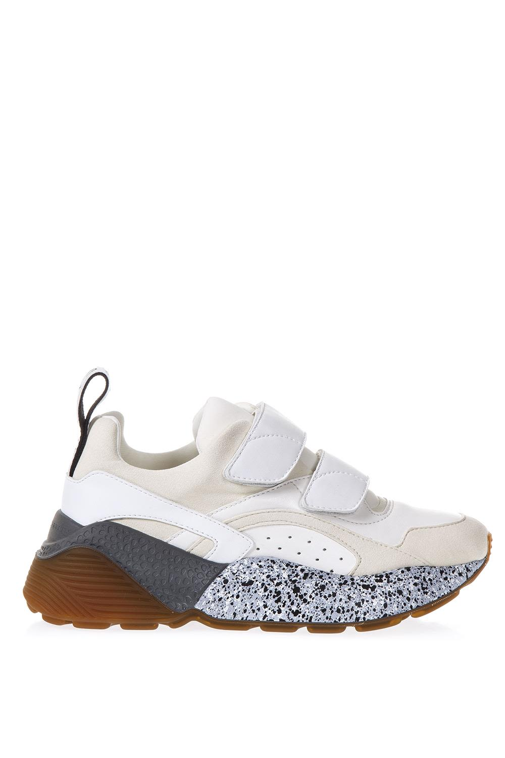 Stella McCartney Eclypse White Sneakers