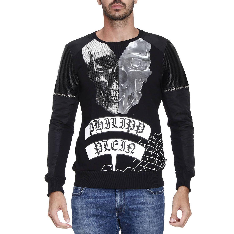 Sweatshirt Sweater Men Philipp Plein