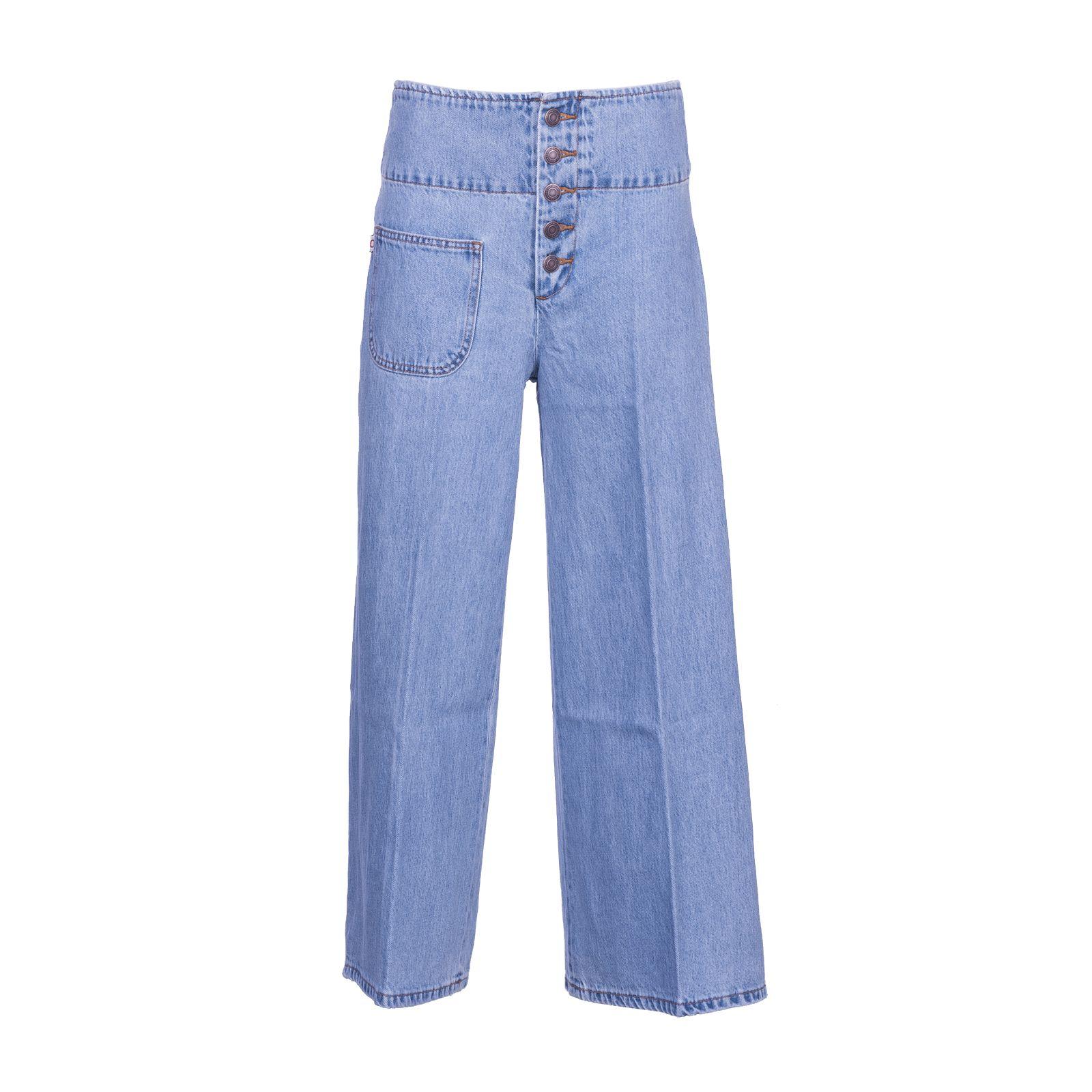 marc jacobs female marc jacobs culotte jeans