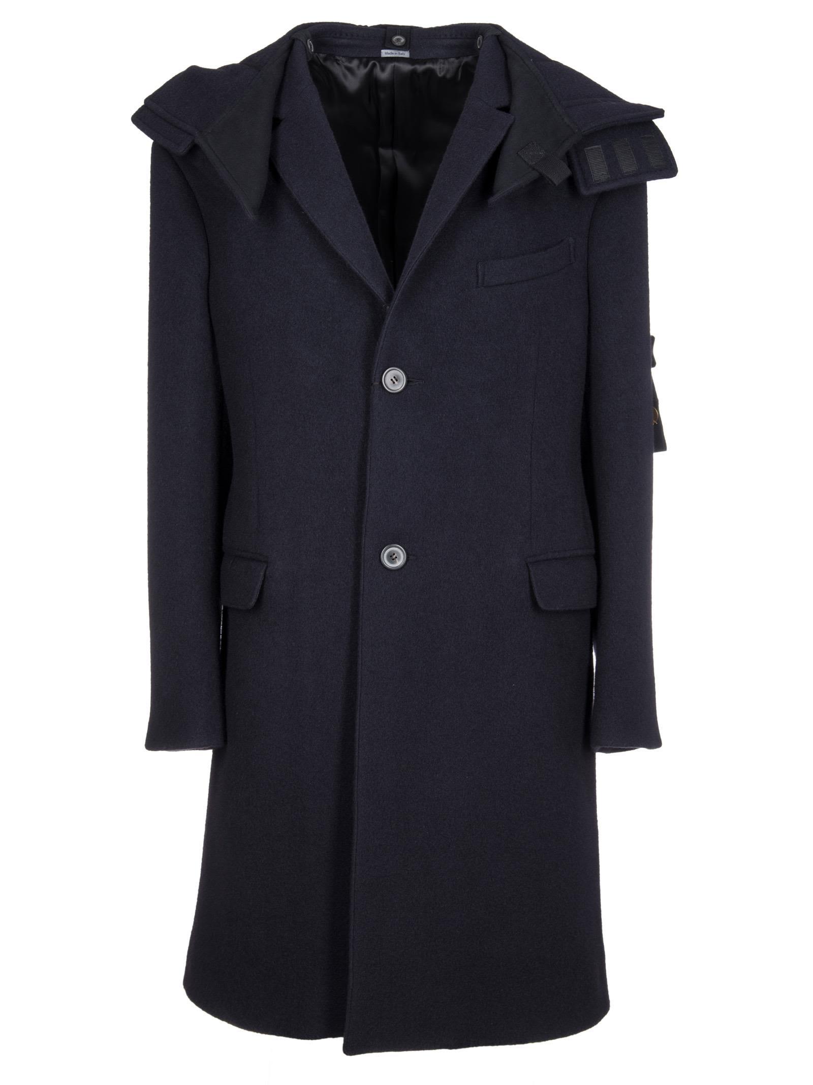 Lanvin Hooded Coat
