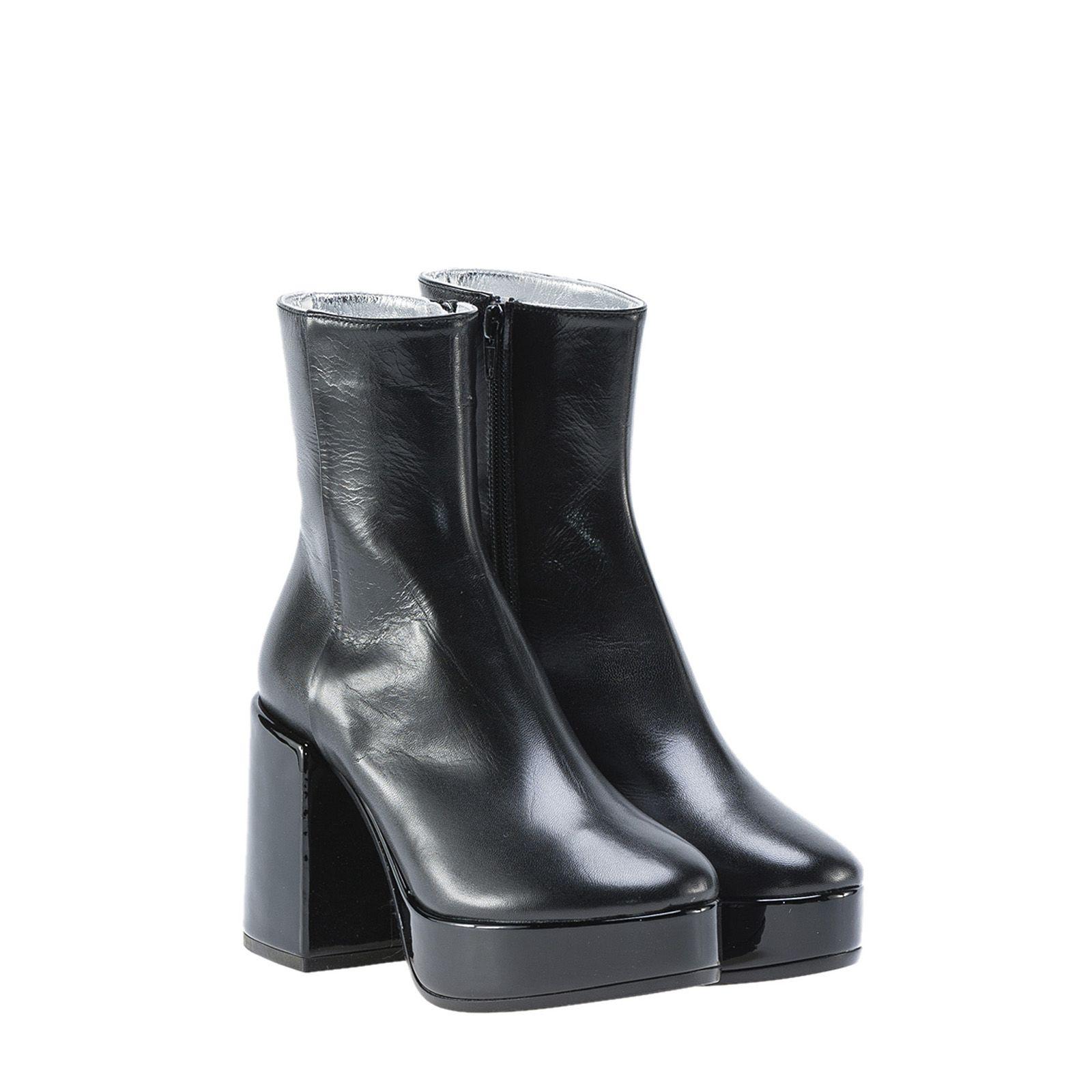 Mm6 Maison Margiela Platform Boots
