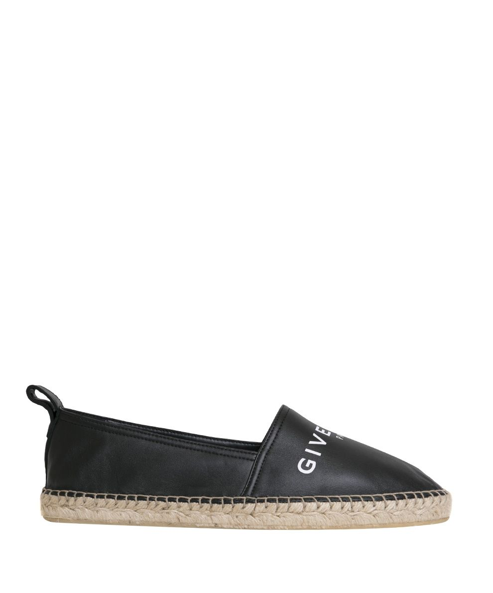 Givenchy Leather Espadrilles