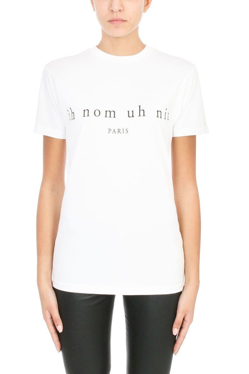 ih nom uh nit Logo T- Shirt