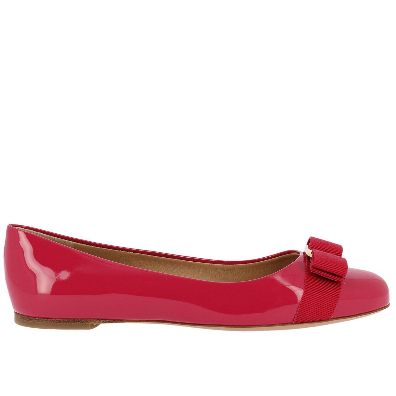 Ballet Flats Shoes Women Salvatore Ferragamo