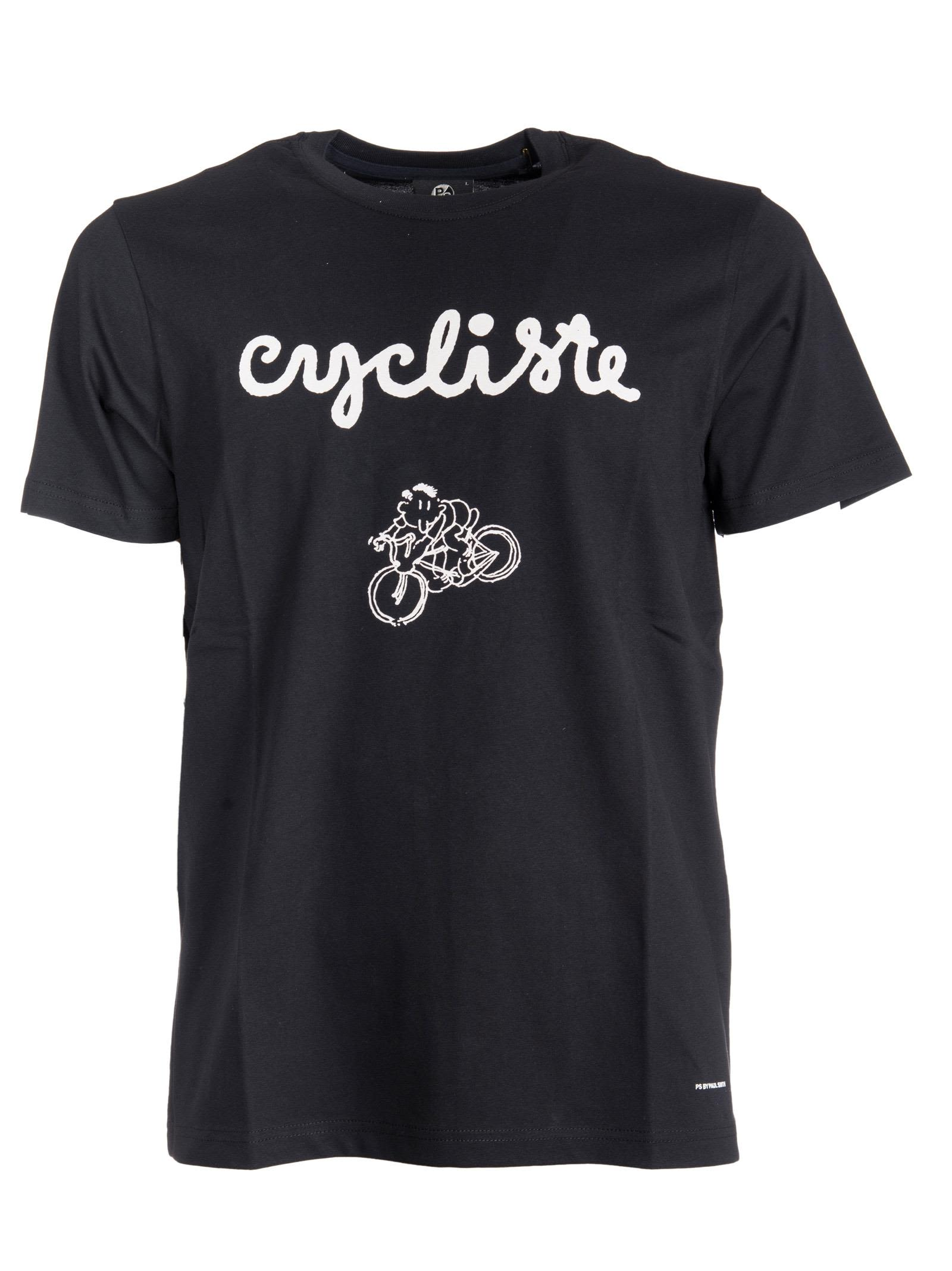 Paul Smith Cycliste Print T-shirt