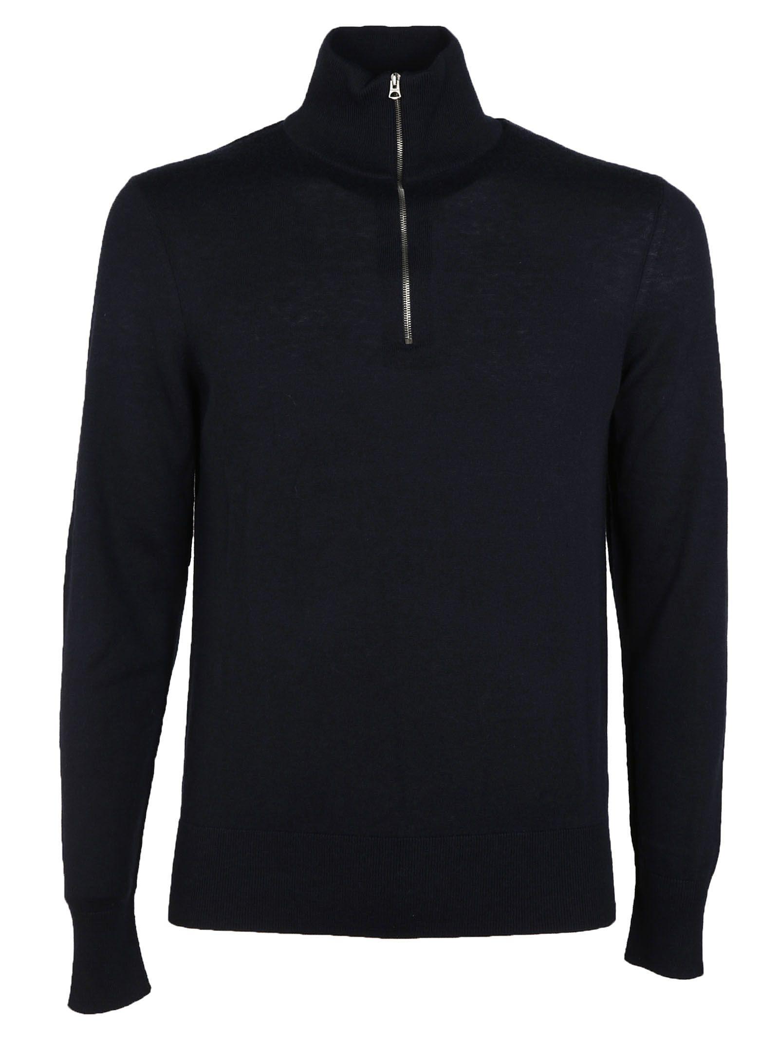 Burberry Zip Sweater