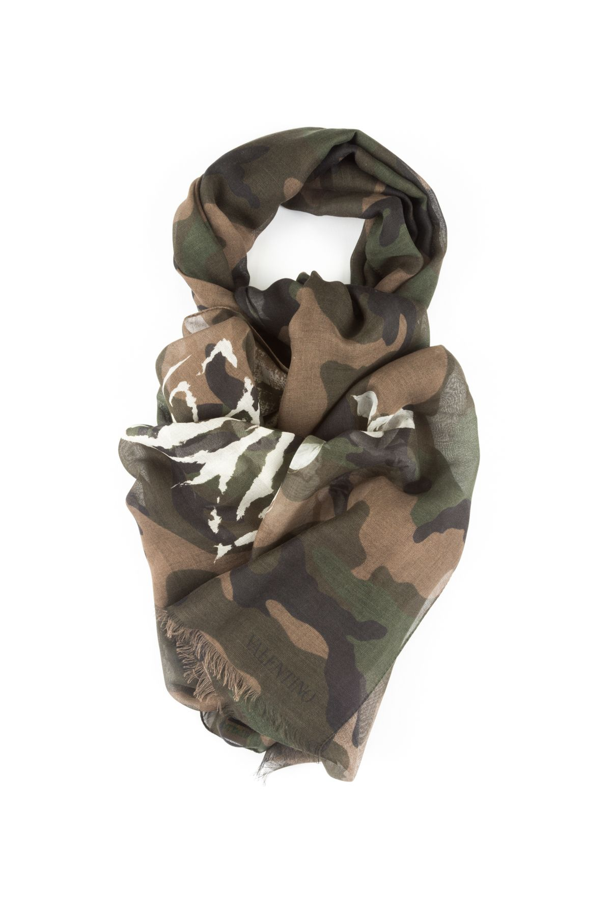 Camouflage Mariposa Scarf