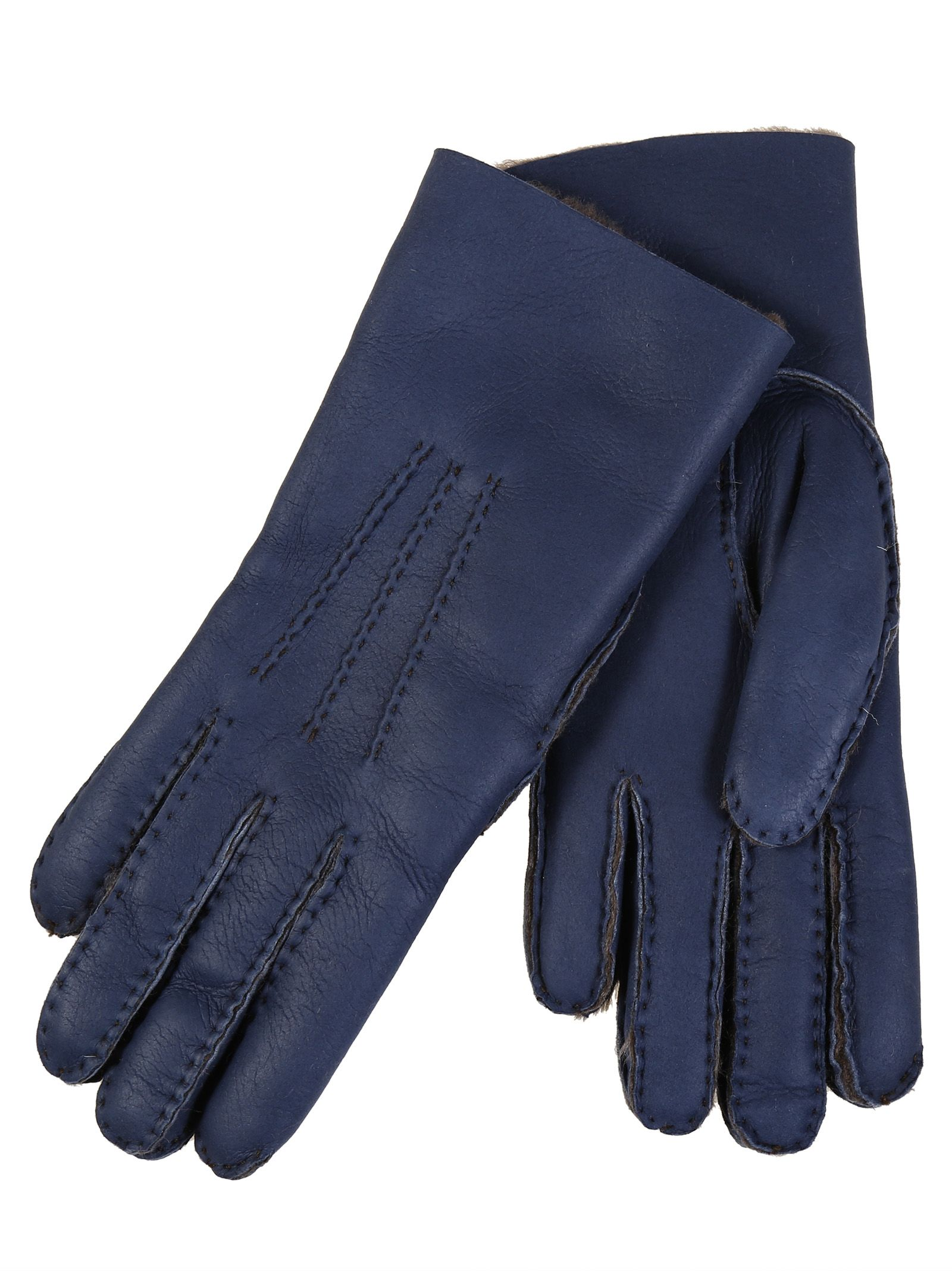 Restelli Lamb leather nappa finishingHand-Stitched Gloves