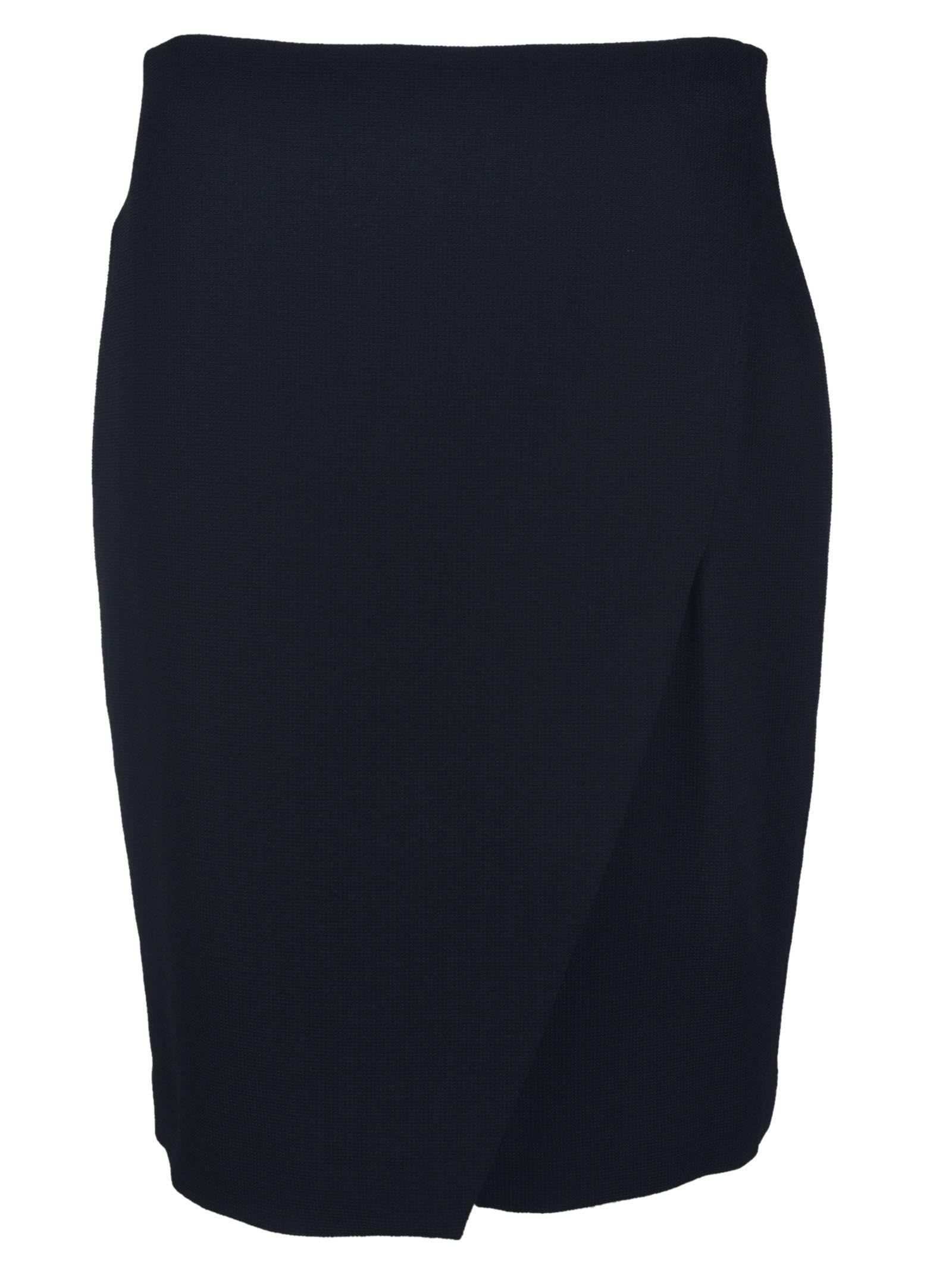 Armani Collezioni Asymmetric Skirt