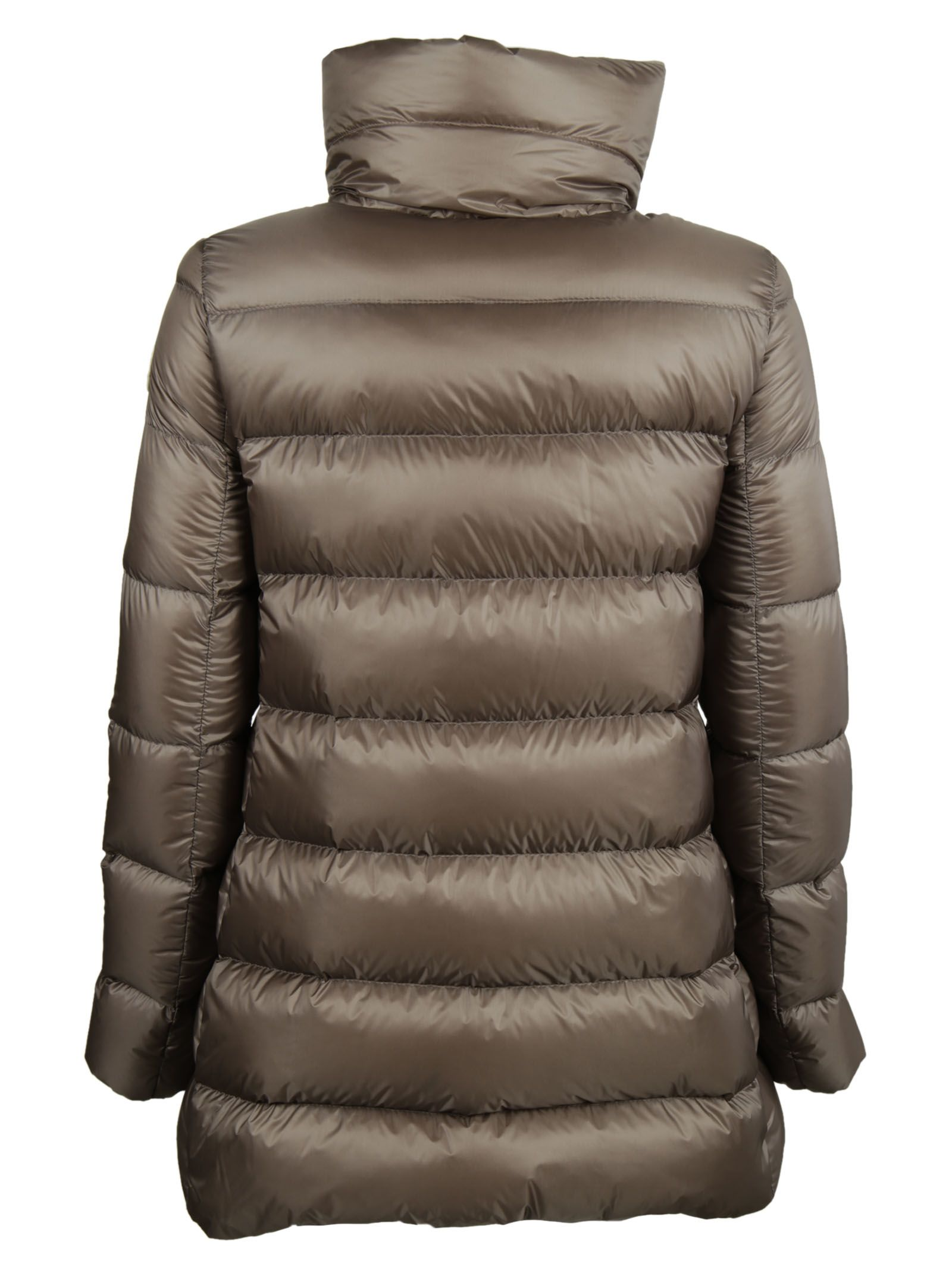 Moncler - Moncler Torcyn Padded Jacket - Light Brown, Women's Down ...