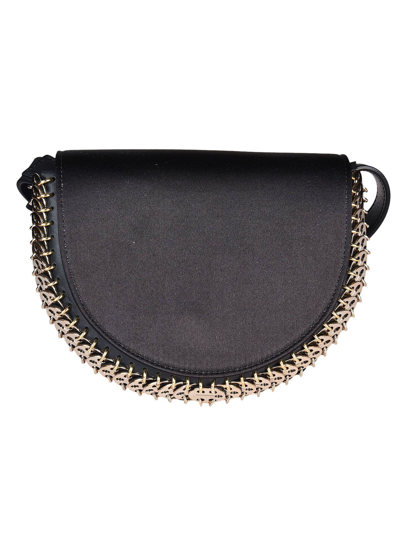 Paco Rabanne Chain Trimmed Shoulder Bag