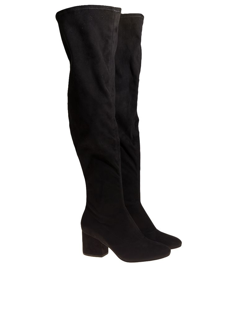 Kendall + Kylie Sophia Faux Suede Boots