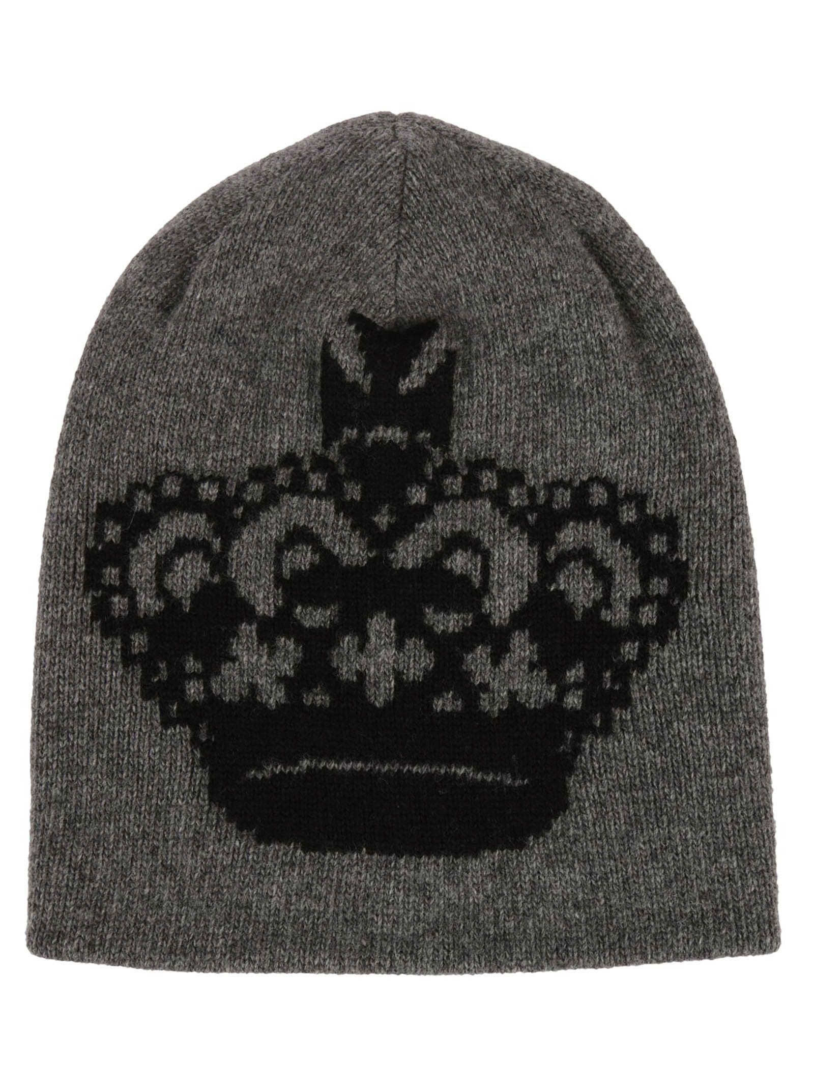 Dolce & Gabbana Crown Beanie Hat