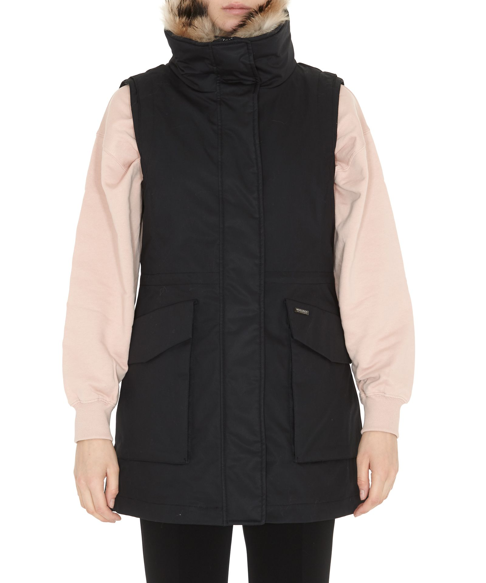 Woolrich Ws 3 In 1 Padded Gilet