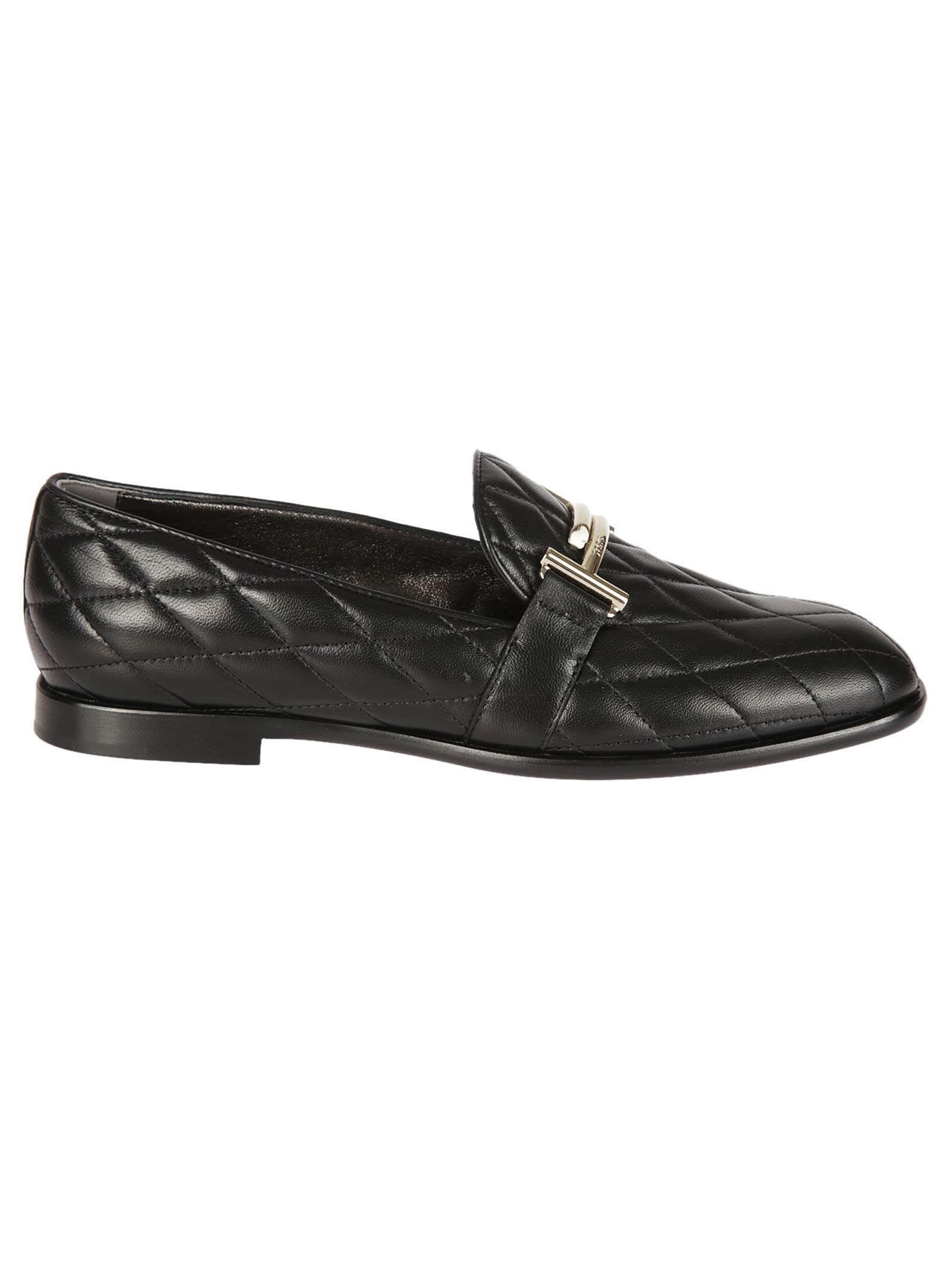Tods Quilted Loafers