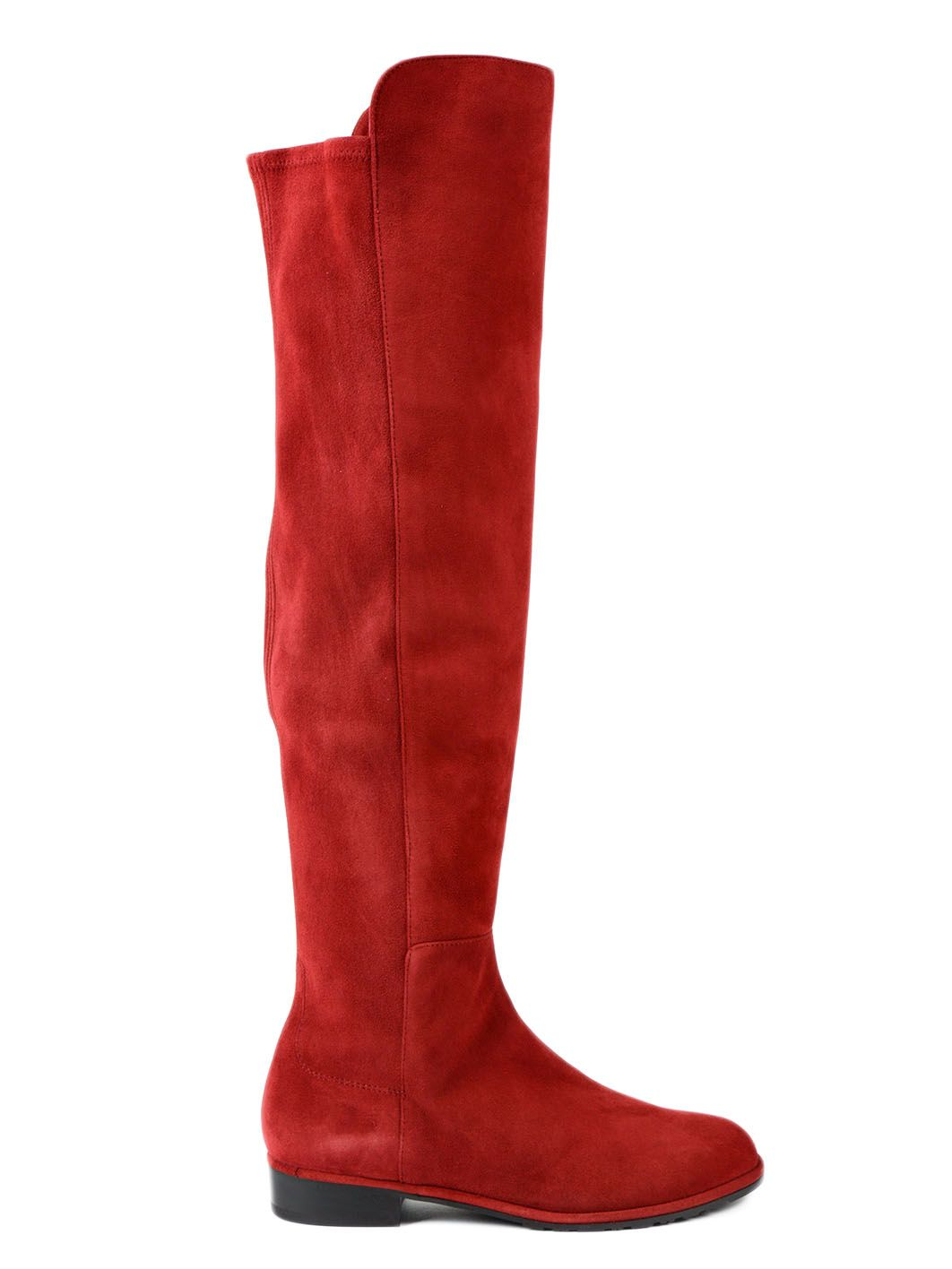 Stuart Weitzman Allgood Over-the-knee Boots