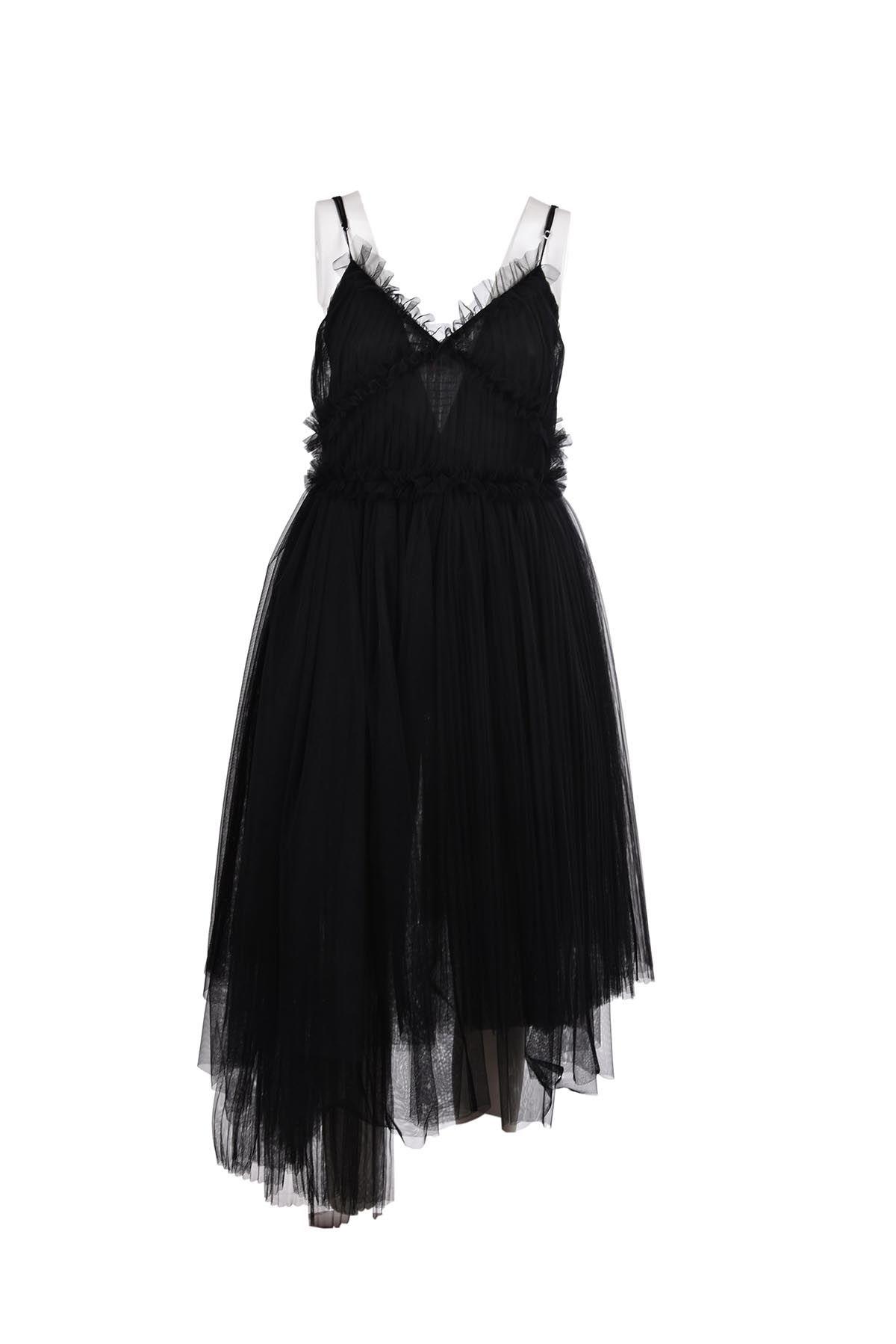 MSGM Ballerina Tulle Dress