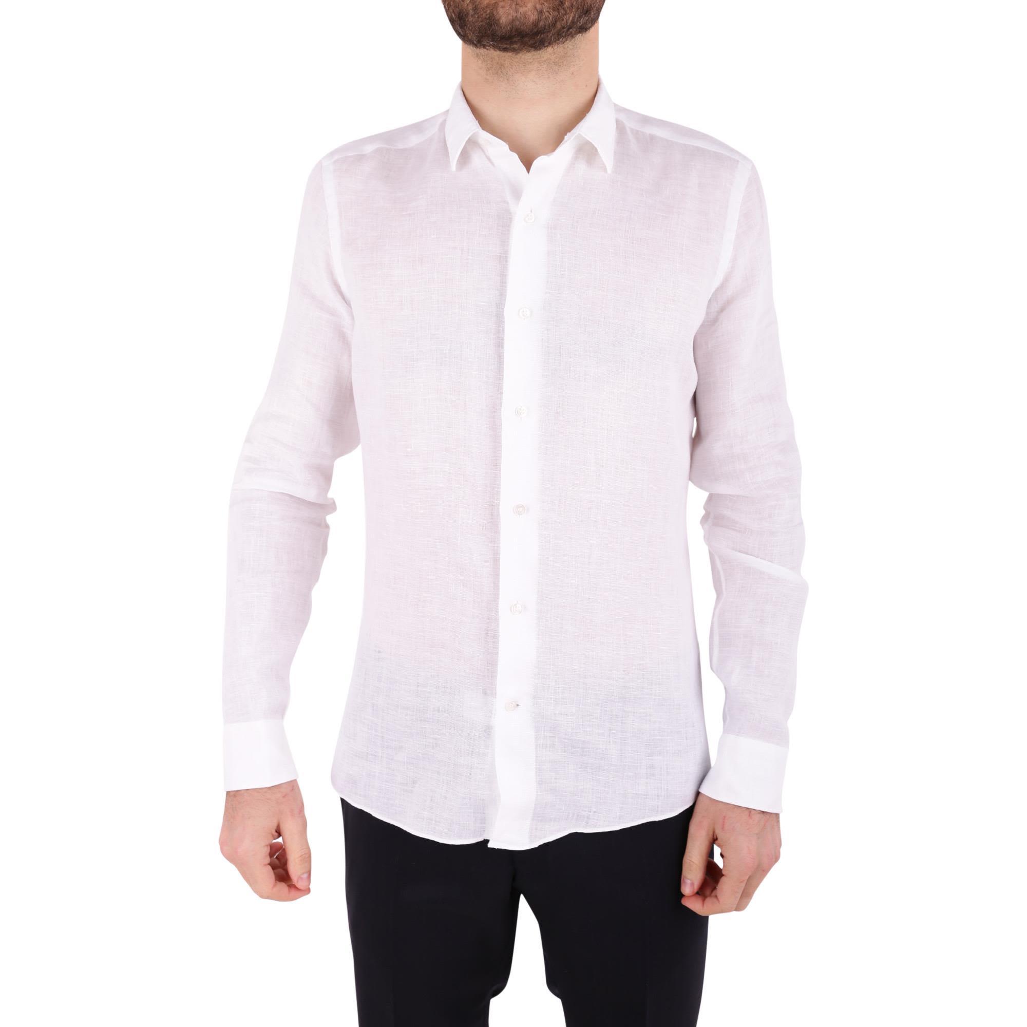 Emanuel Ungaro Linen Shirt