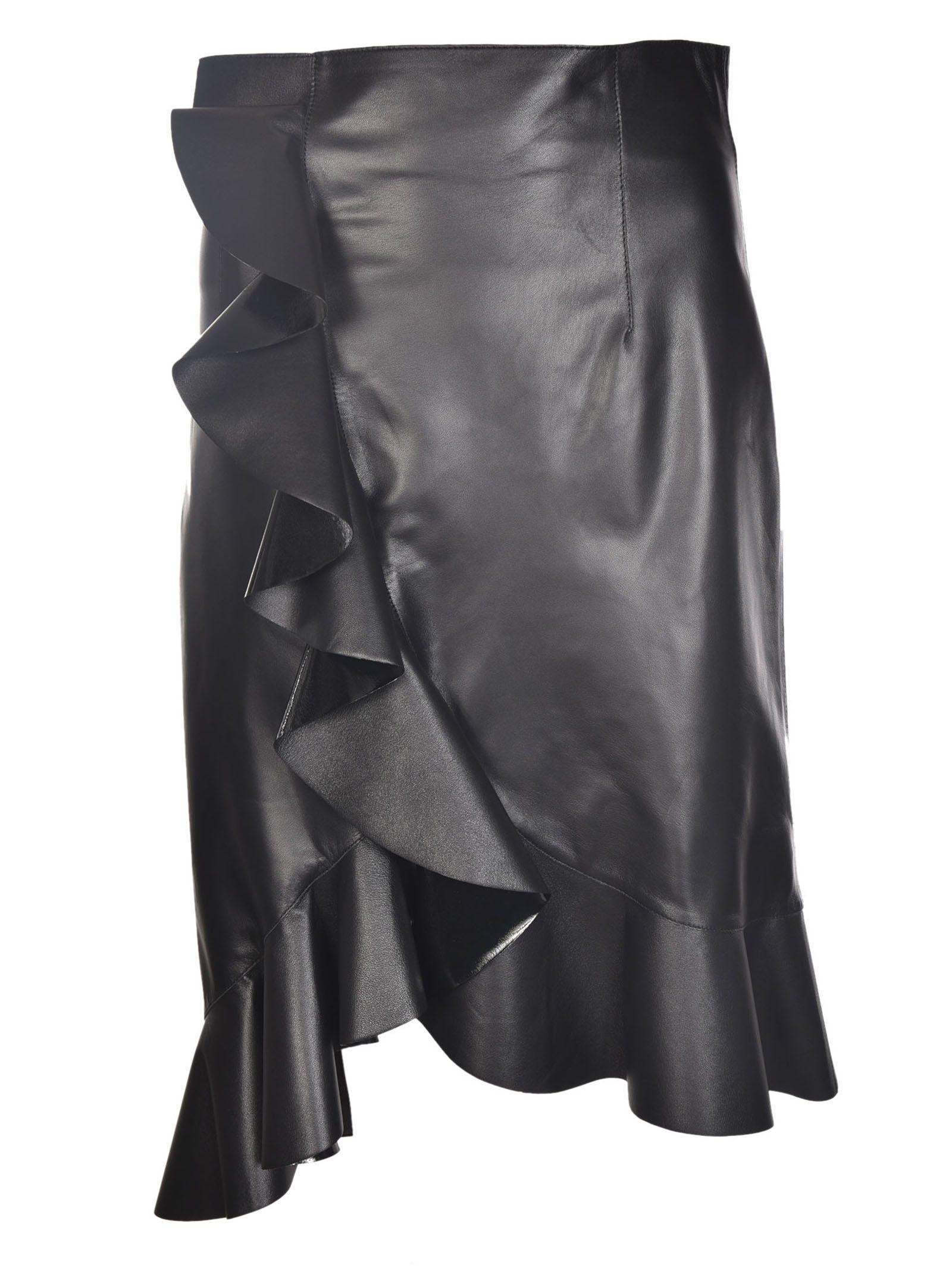 Lanvin Ruffled Detailing Skirt