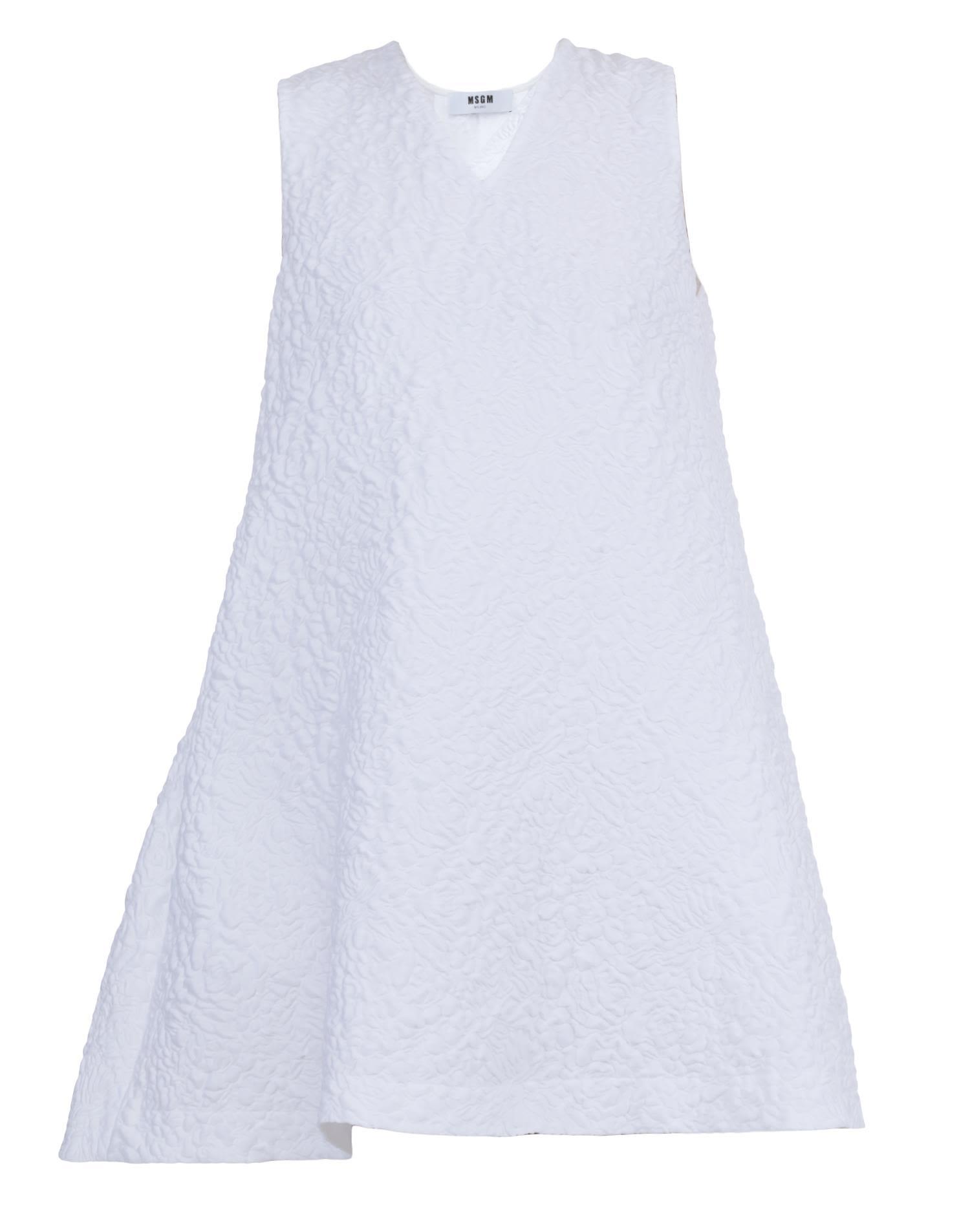 MSGM Floral Pattern Dress