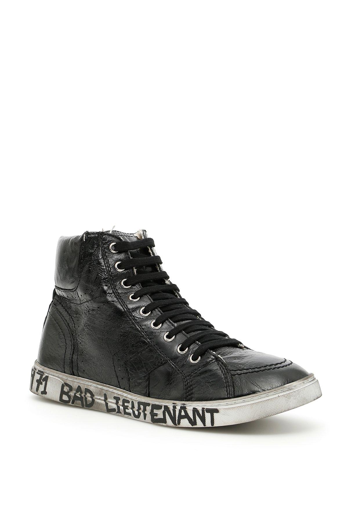 Joe Mid Top Sneakers