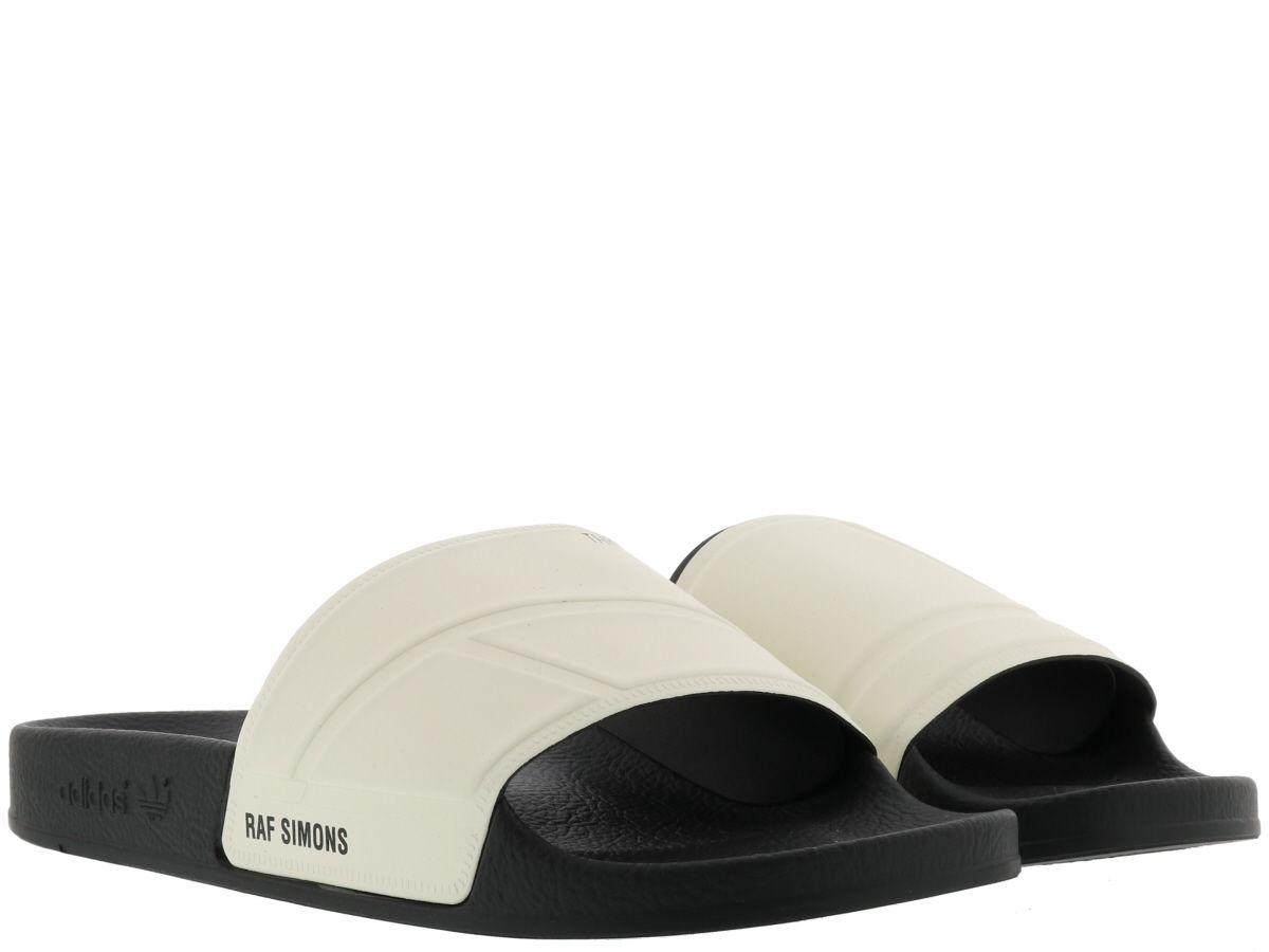 Adidas By Raf Simons Bunny Adilette Slide Sandals