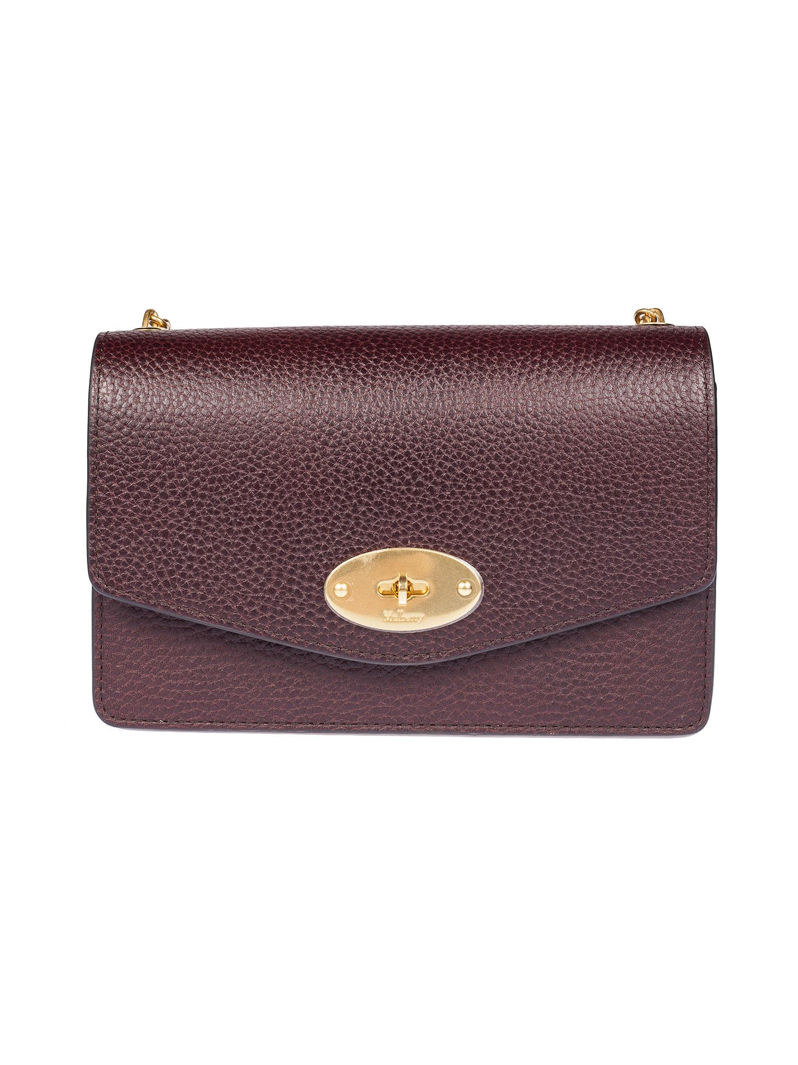 Mulberry Small Darley Clutch