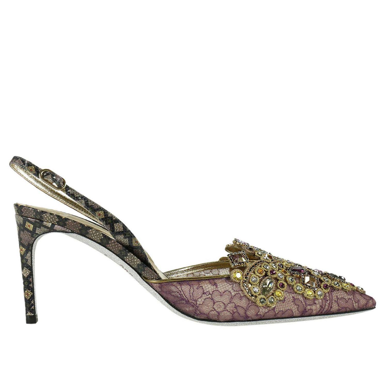 Pumps Shoes Women Rene Caovilla
