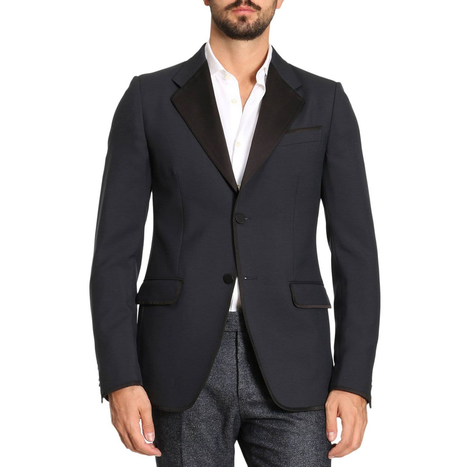 Blazer Blazer Men Gucci