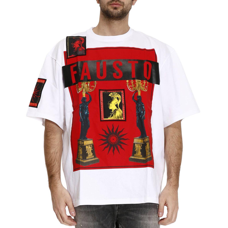 T-shirt T-shirt Men Fausto Puglisi