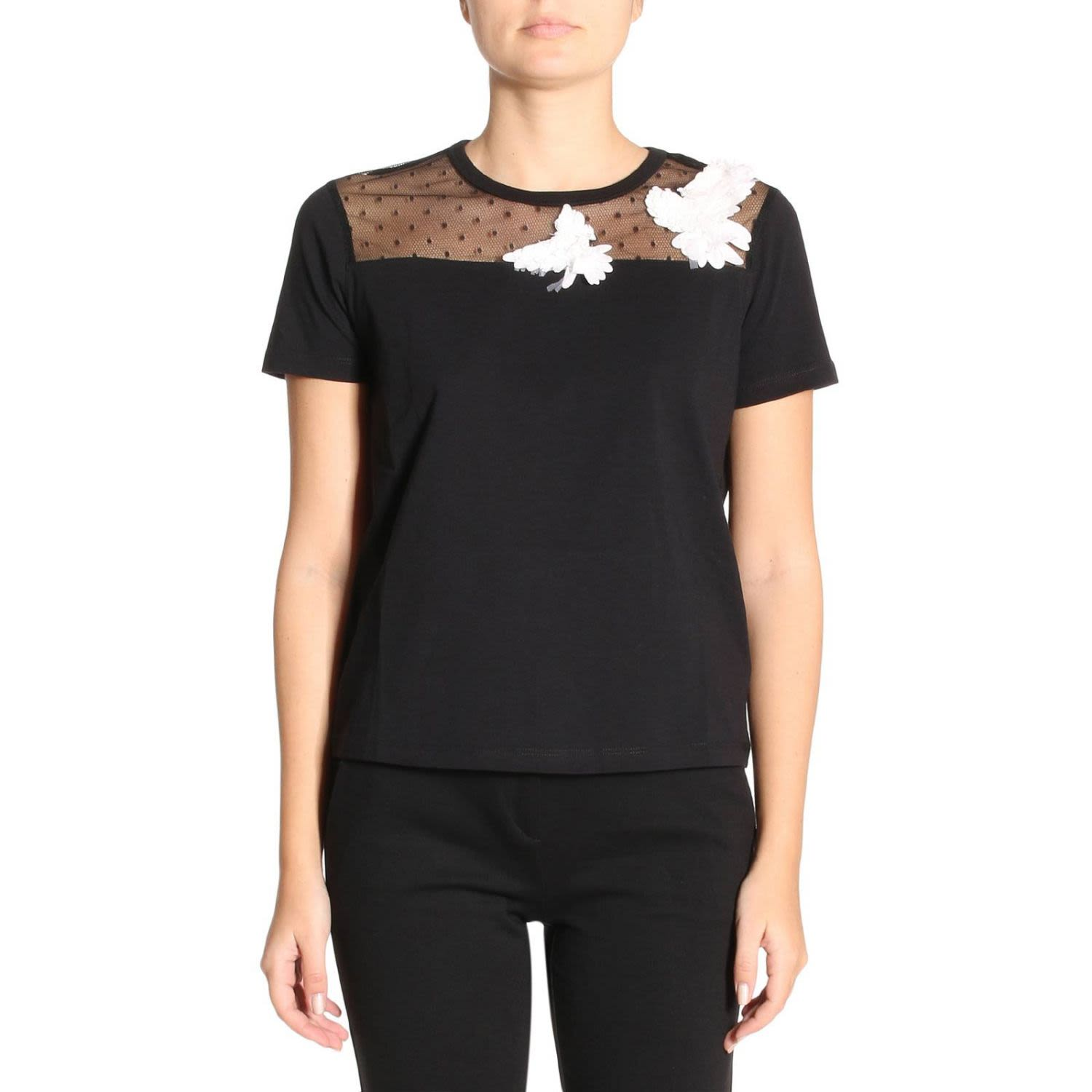T-shirt T-shirt Women Red Valentino