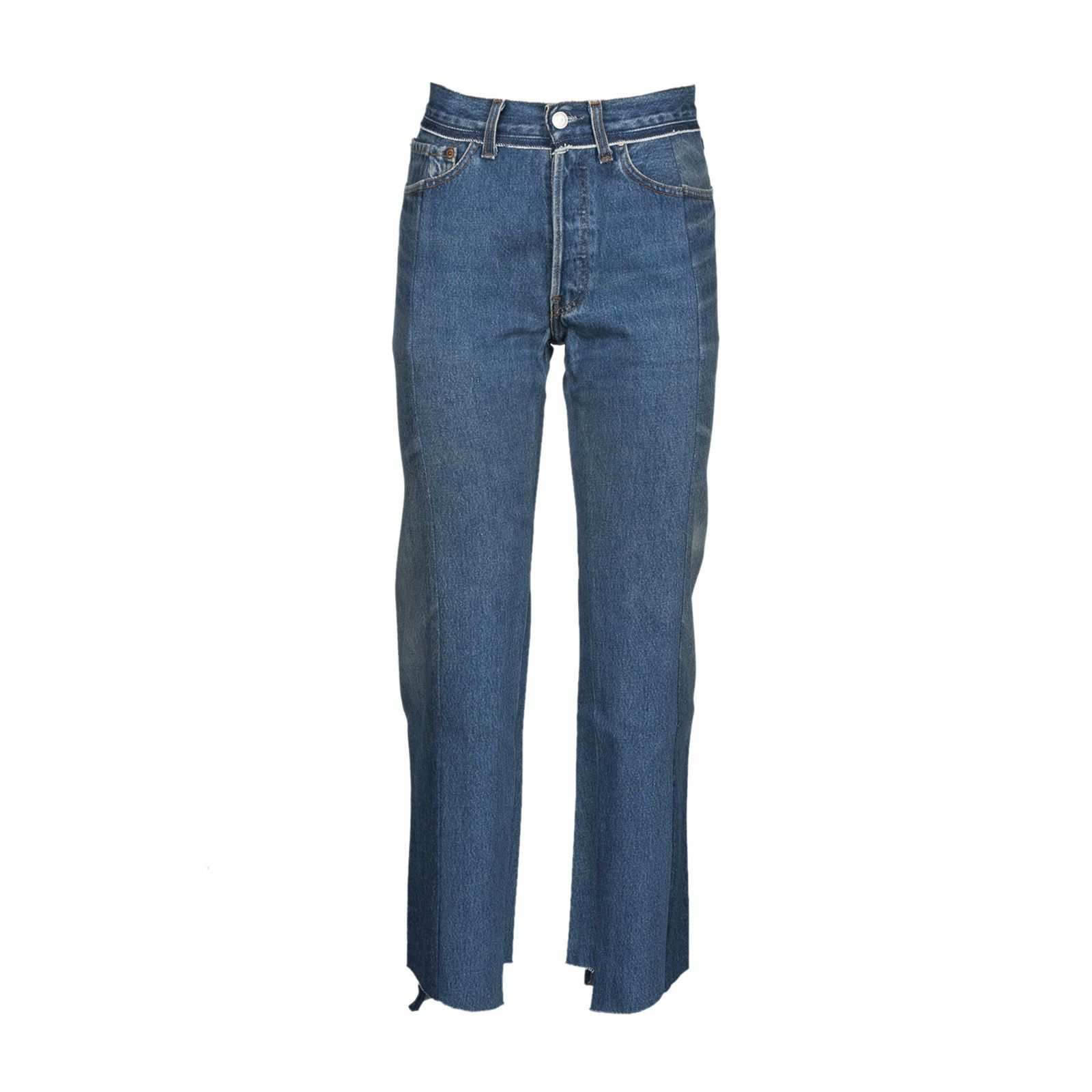 Vetements Reworked Jeans