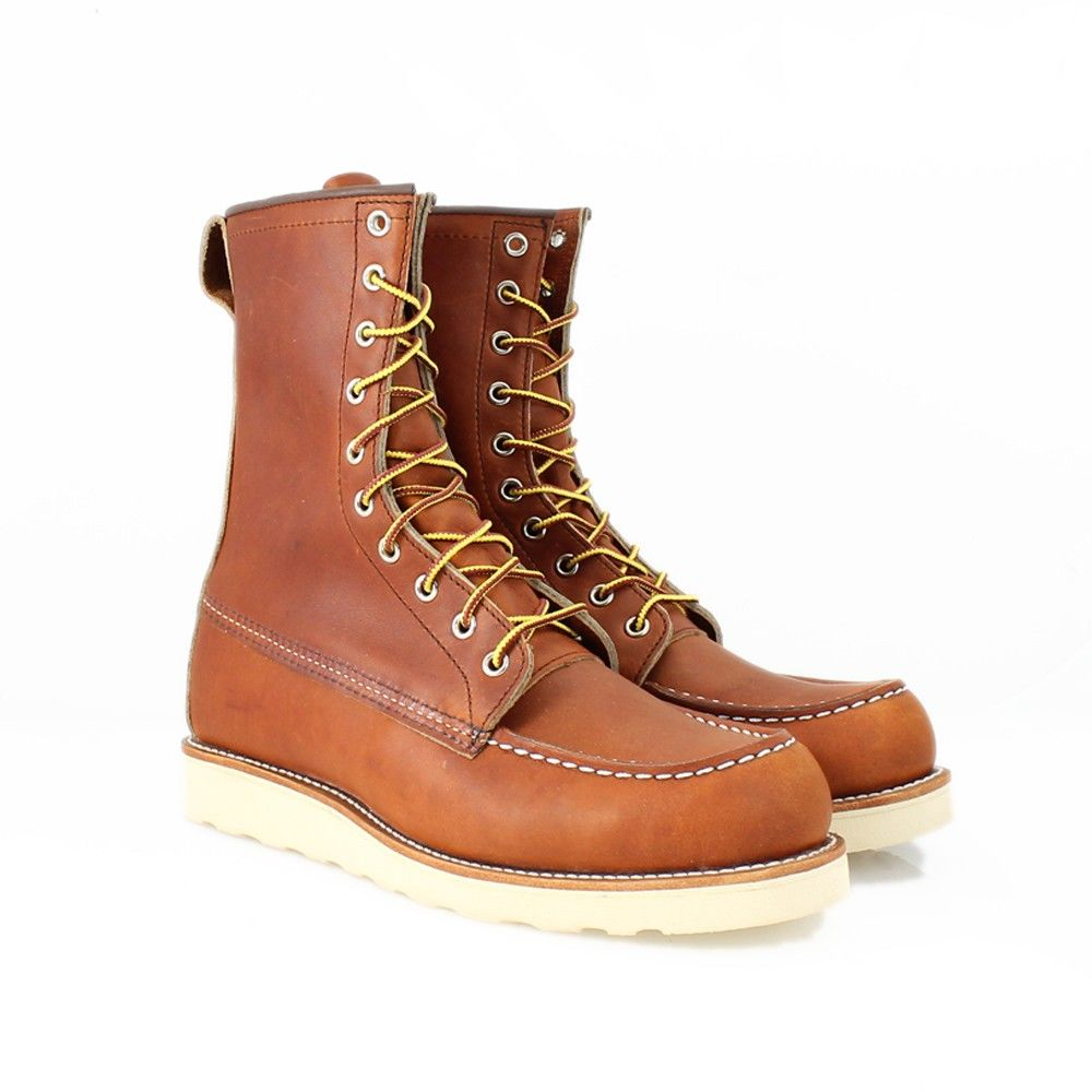 Red Wing - Moc Toe 10 Eyelets