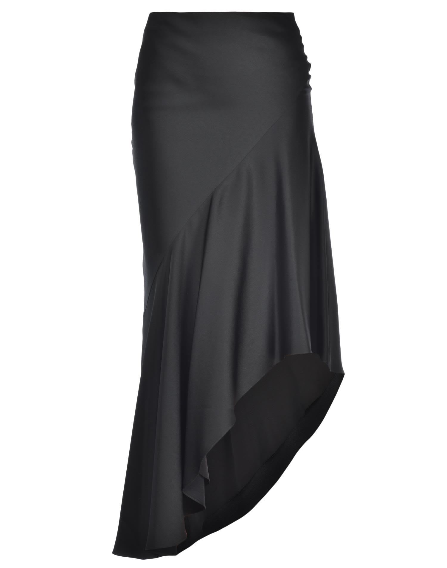 Haider Ackermann Satin Skirt
