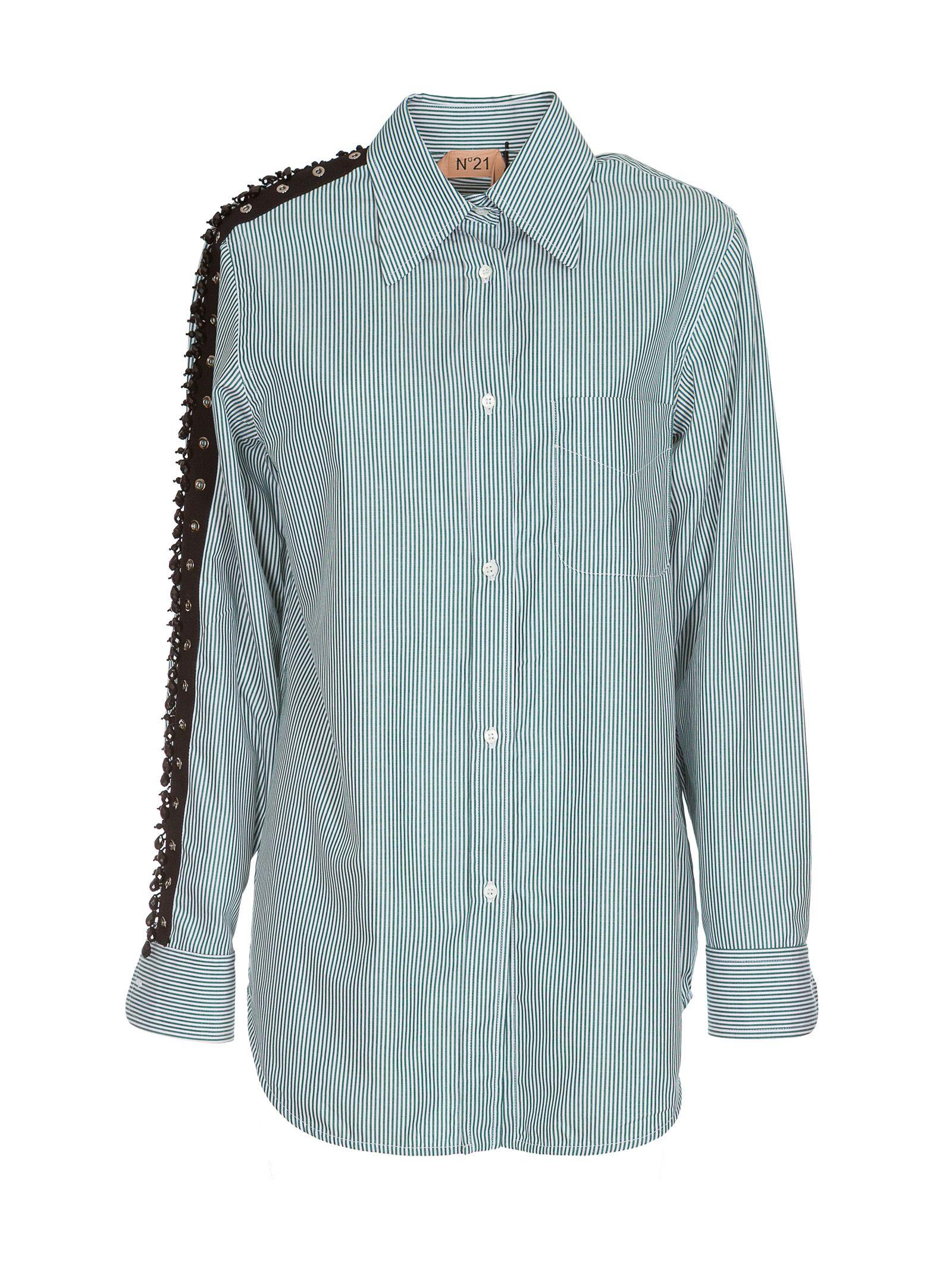 N.21 No21 Embellished Shirt