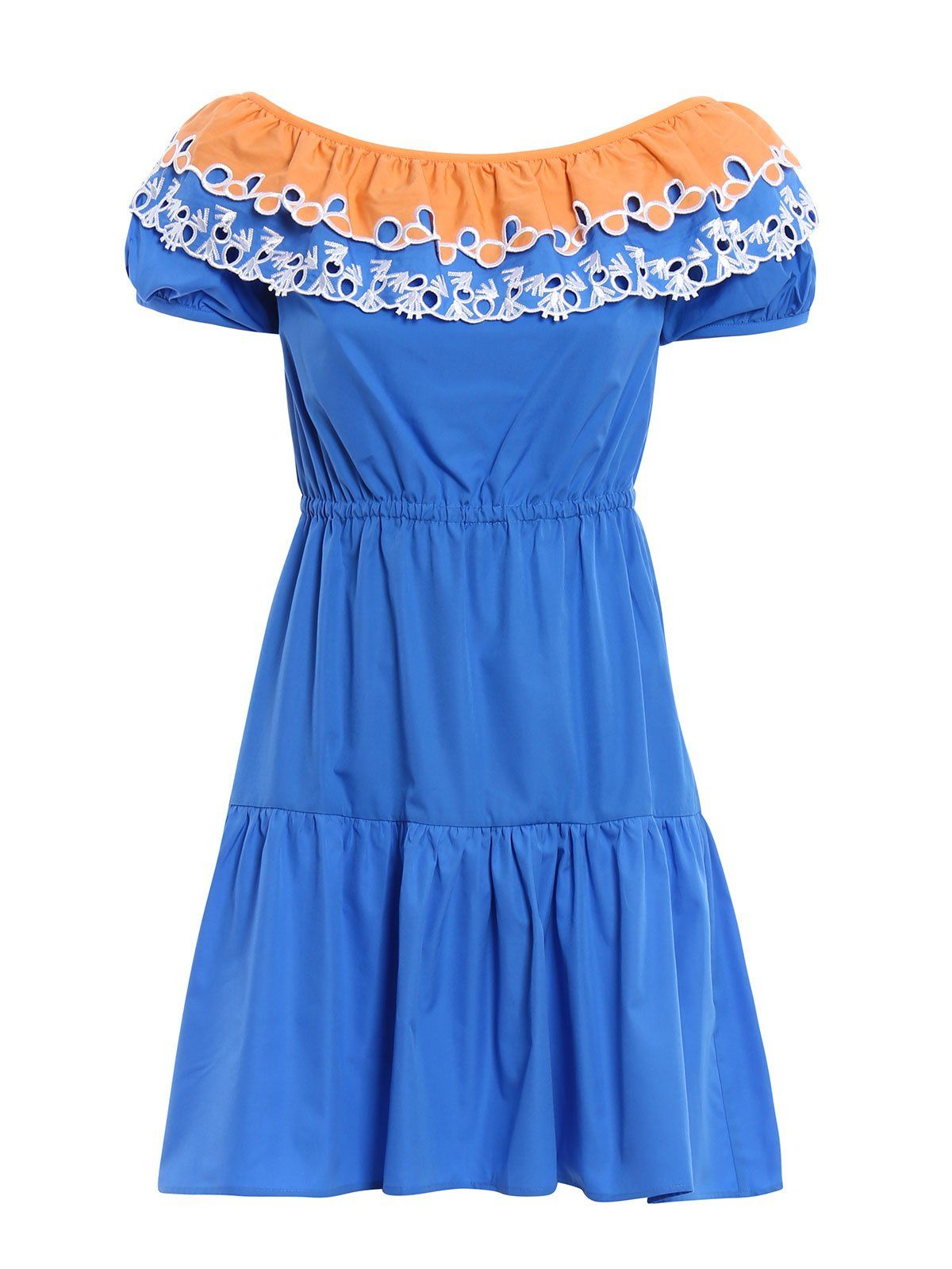 Peter Pilotto Embroidered Dress
