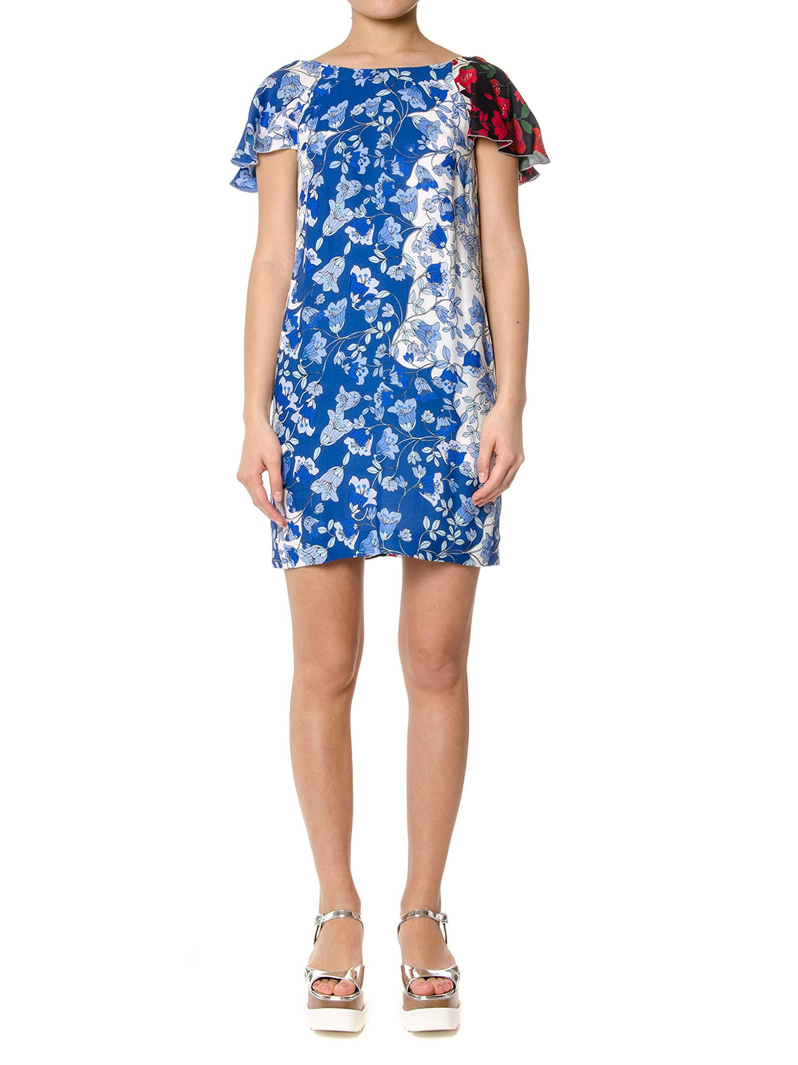 Dondup Nihal Multicoloured Printed Dress