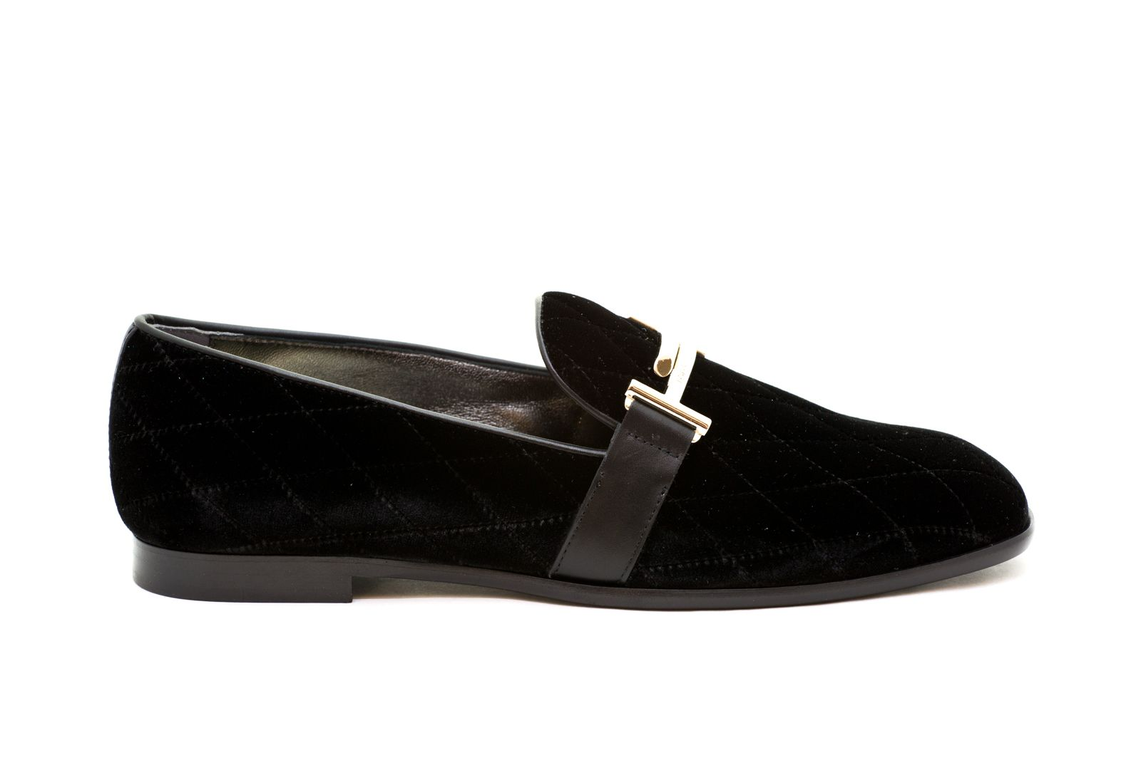Tods Quilted Effect Loafers