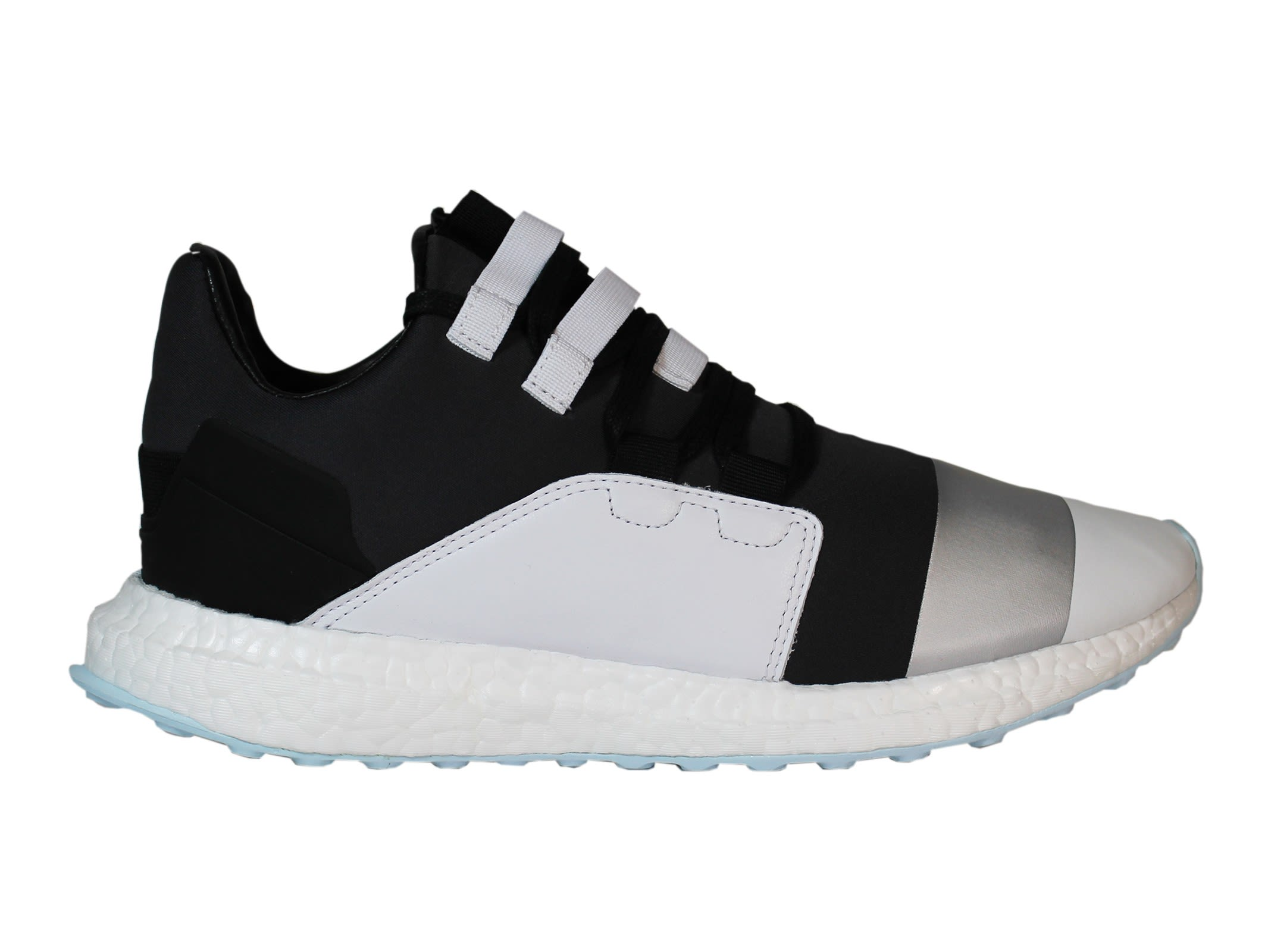 Y-3 Black-white Kozoko Low Sneakers