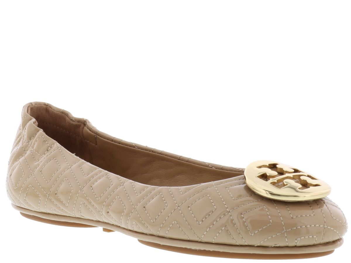 Tory Burch Minnie Ballets