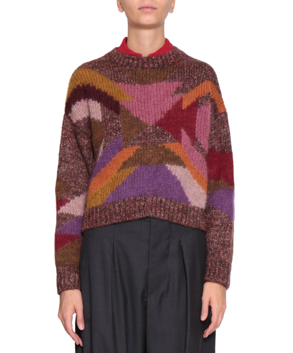 Isabel Marant Cadelia Wool Sweater