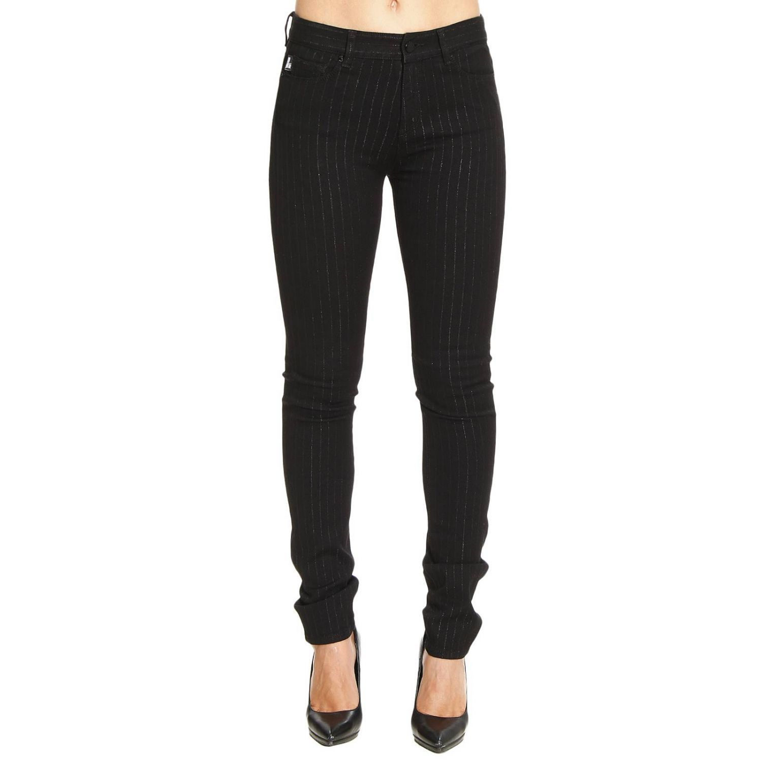 Jeans Jeans Women Moschino Love