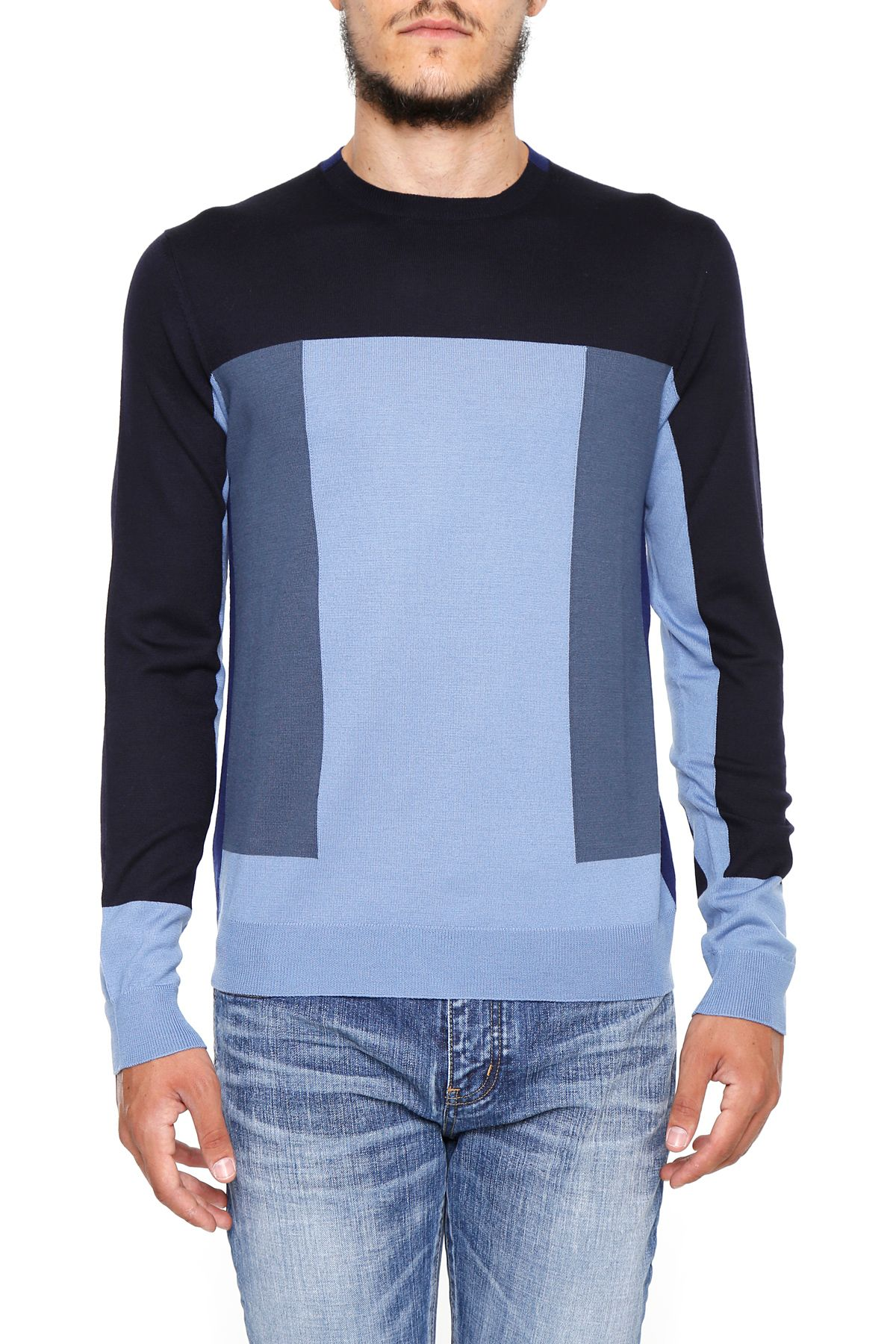 Brushed Wool Pullover