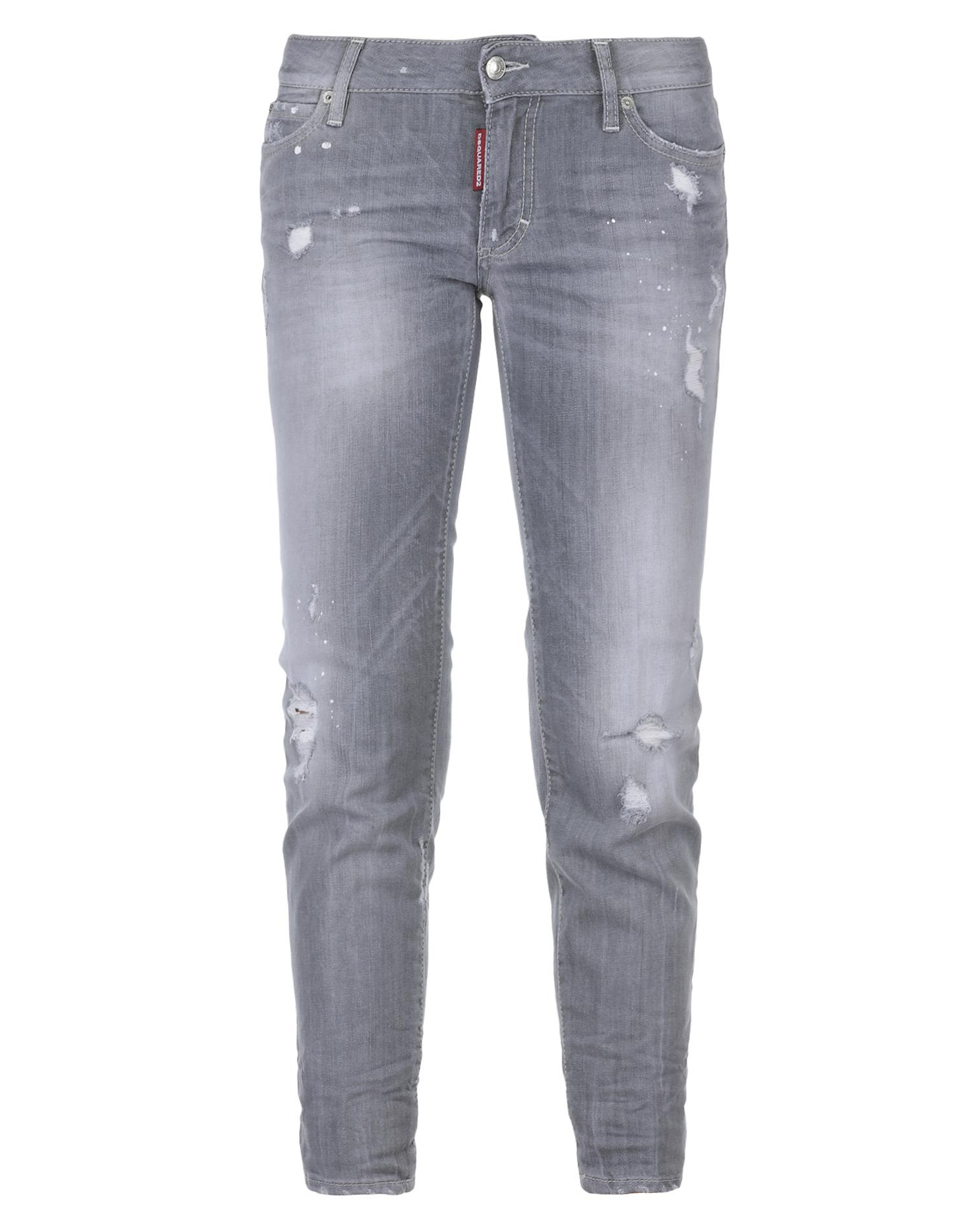 Dsquared2 Super Skinny Cropped Jean